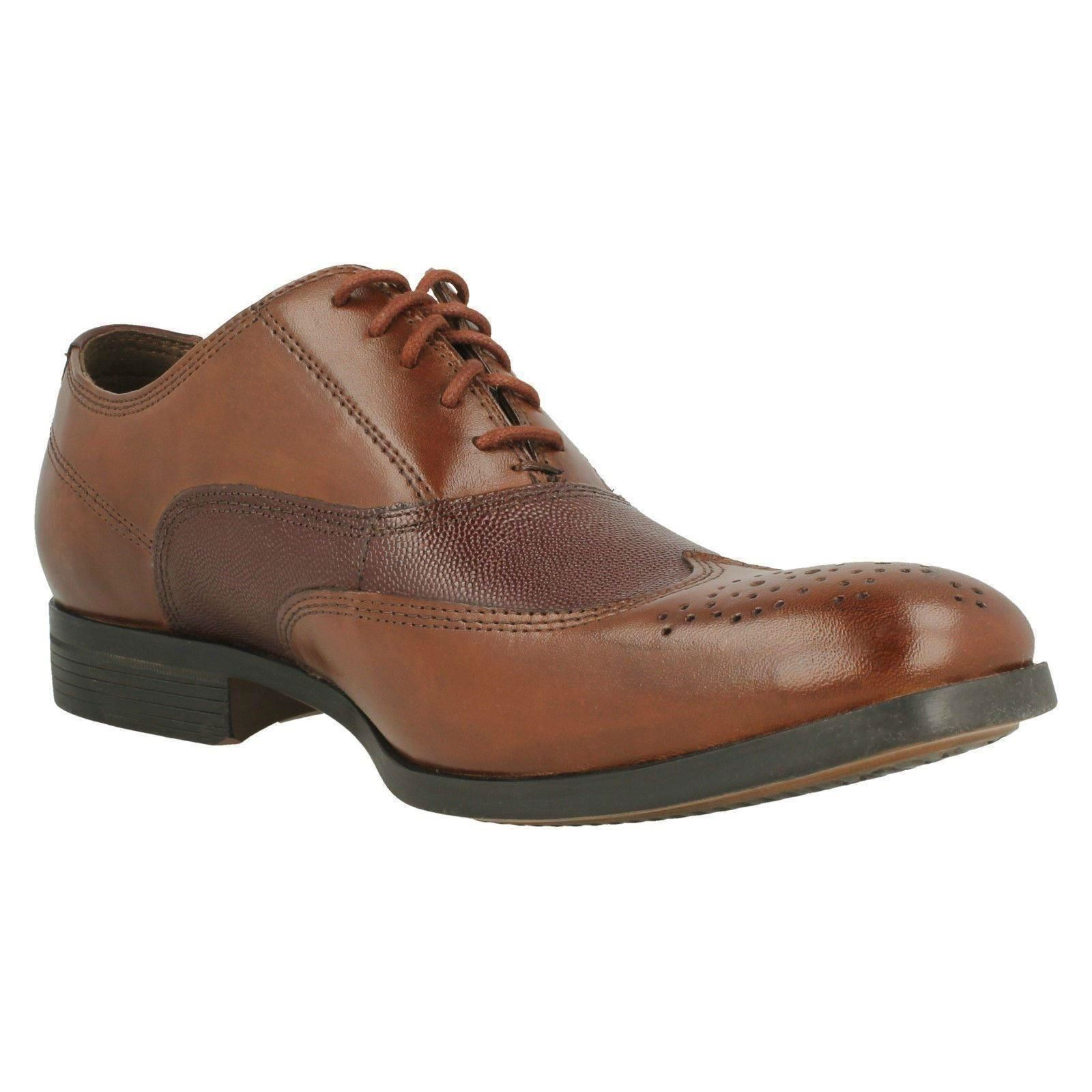 Mens Clarks Formal - Lace Up Brogues - Formal Gilmore Wing 7f98b8