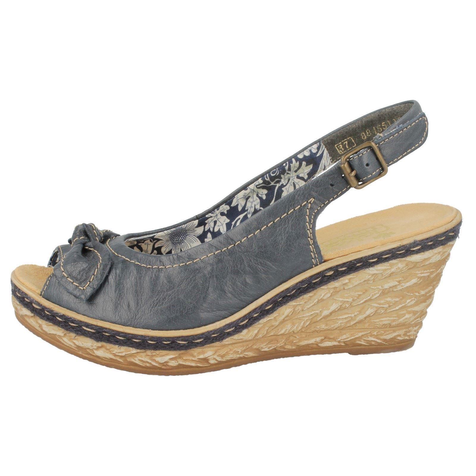 Rieker Anti Stress Mens Shoes