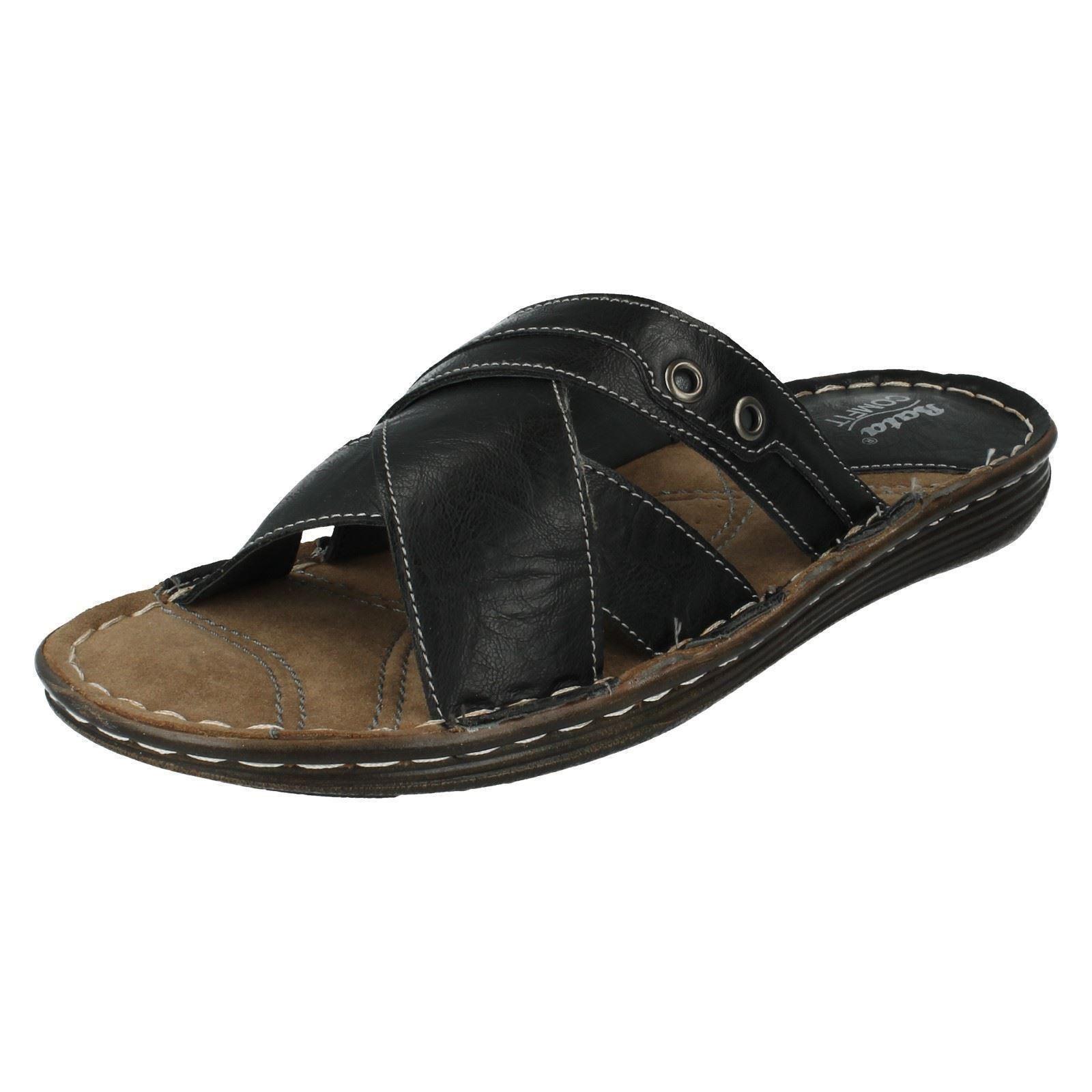 A buon mercatoBata Uomo Sandali Slipon 8612602 sulla vendita