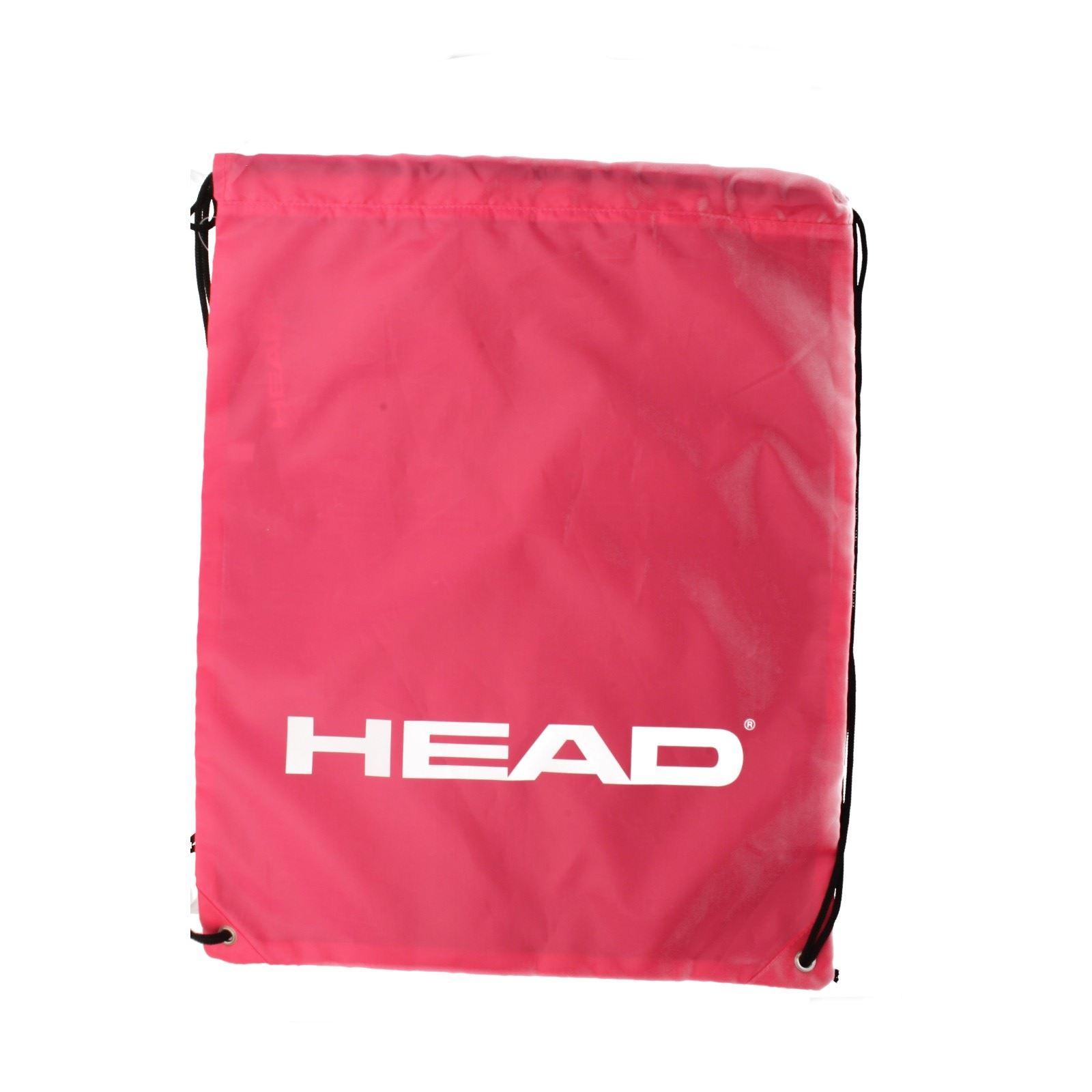Unisex Head - Drawstring Bags 901011