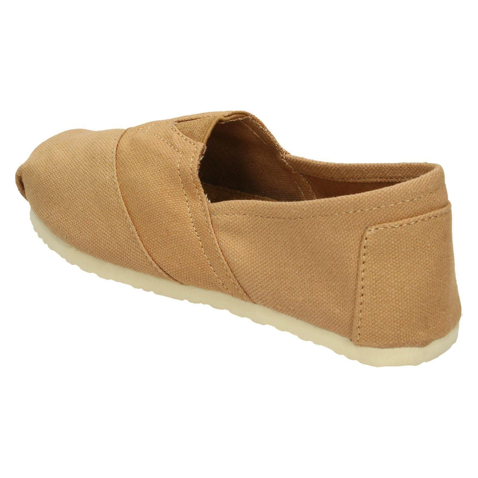 Boys ZigZag Canvas Shoes