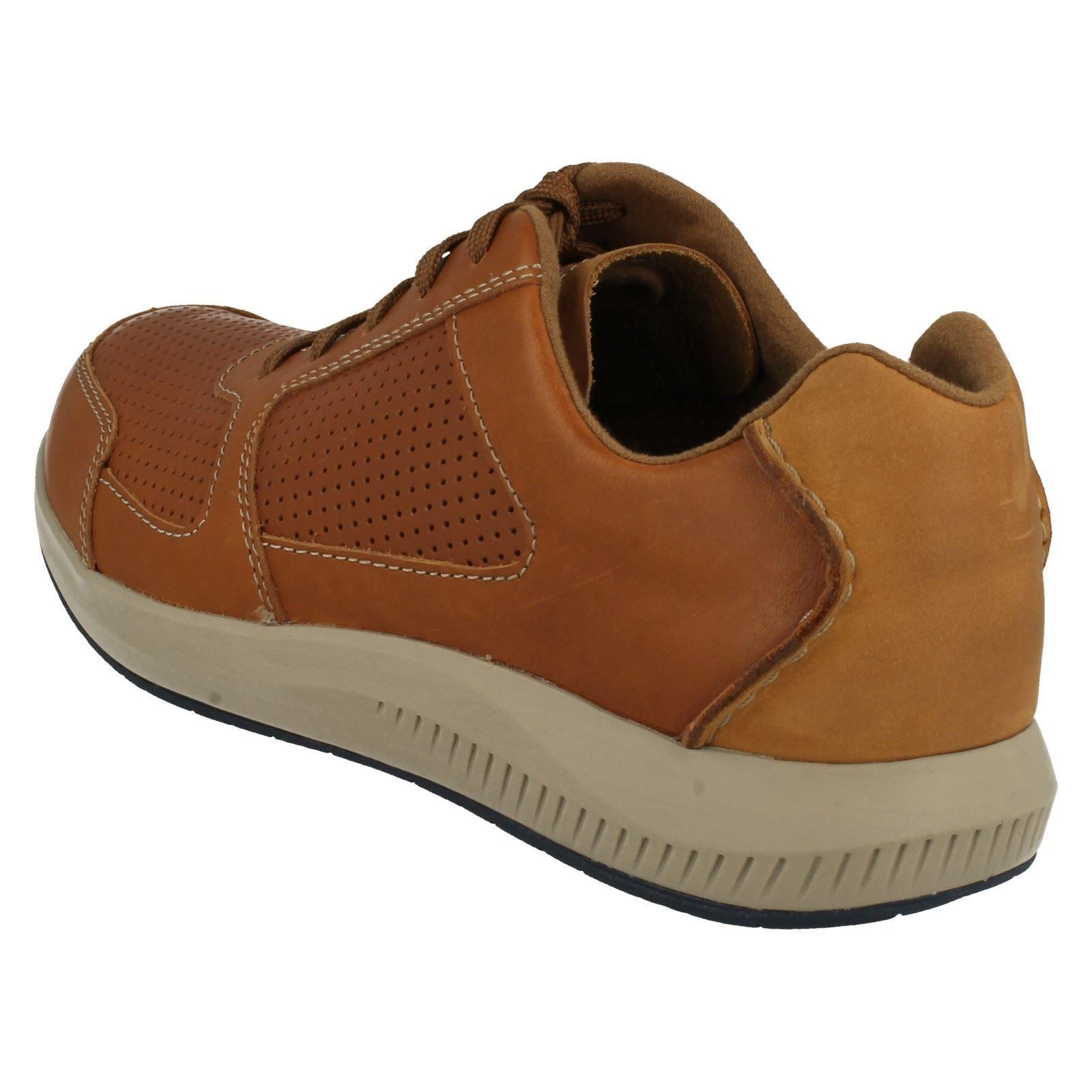 Mens Clarks Casual Casual Clarks Shoes Sirtis Mix 1074d0
