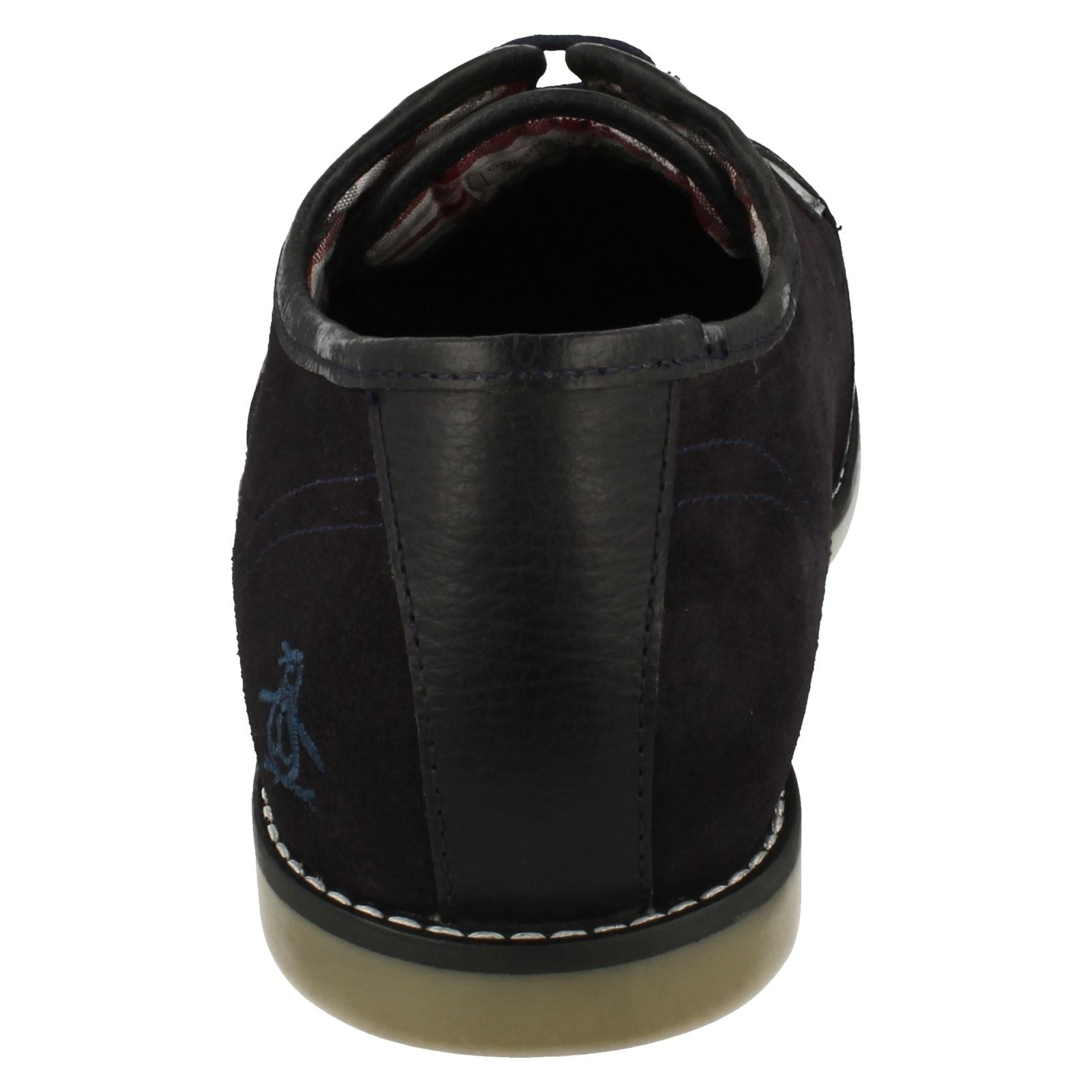 Lacets À Legit Daim Décontracté Arrondi Hommes Chaussures Penguin Bout 8qw0tWx6I