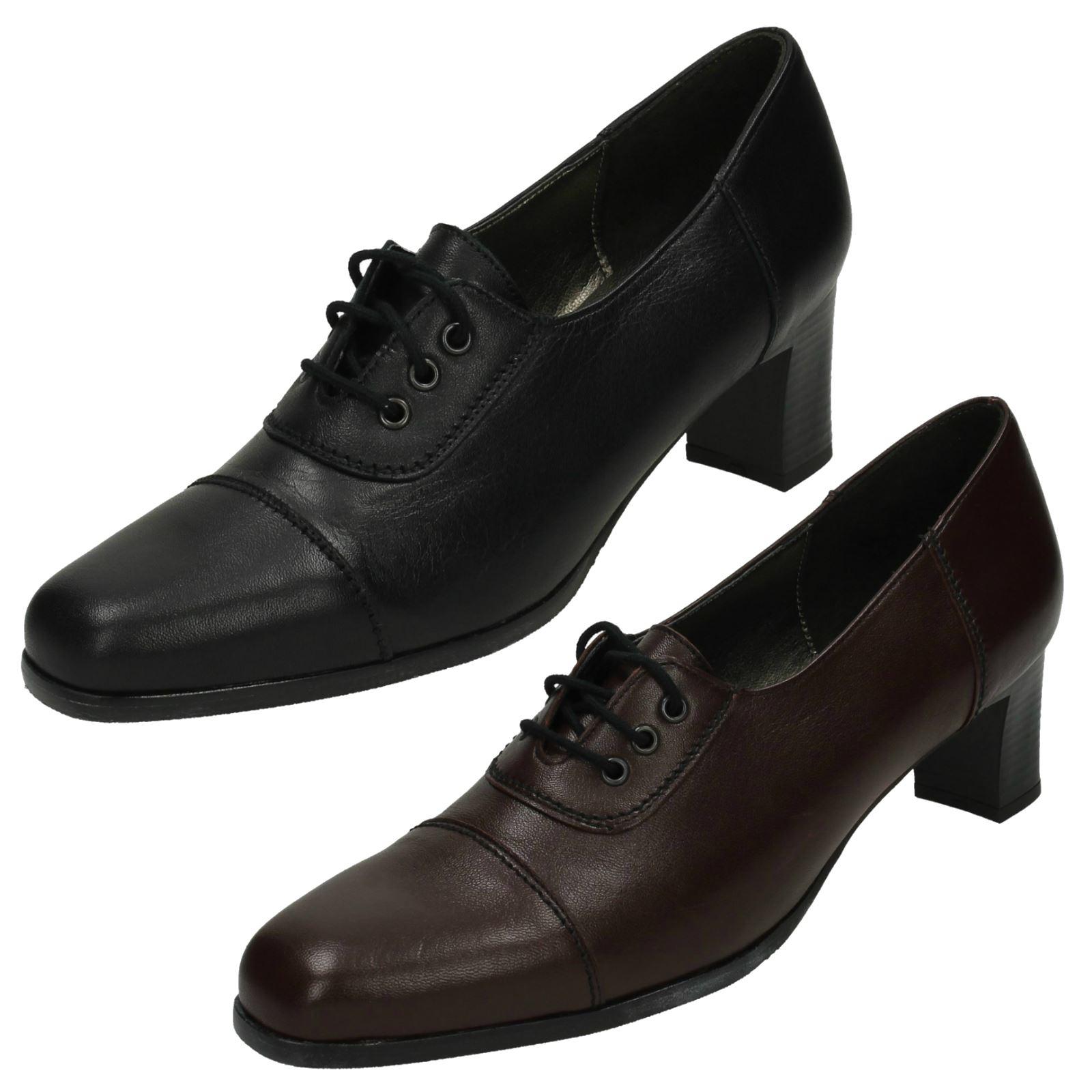 Ladies Nil Simile Narrow Fitting Smart Shoes Kansas Ebay