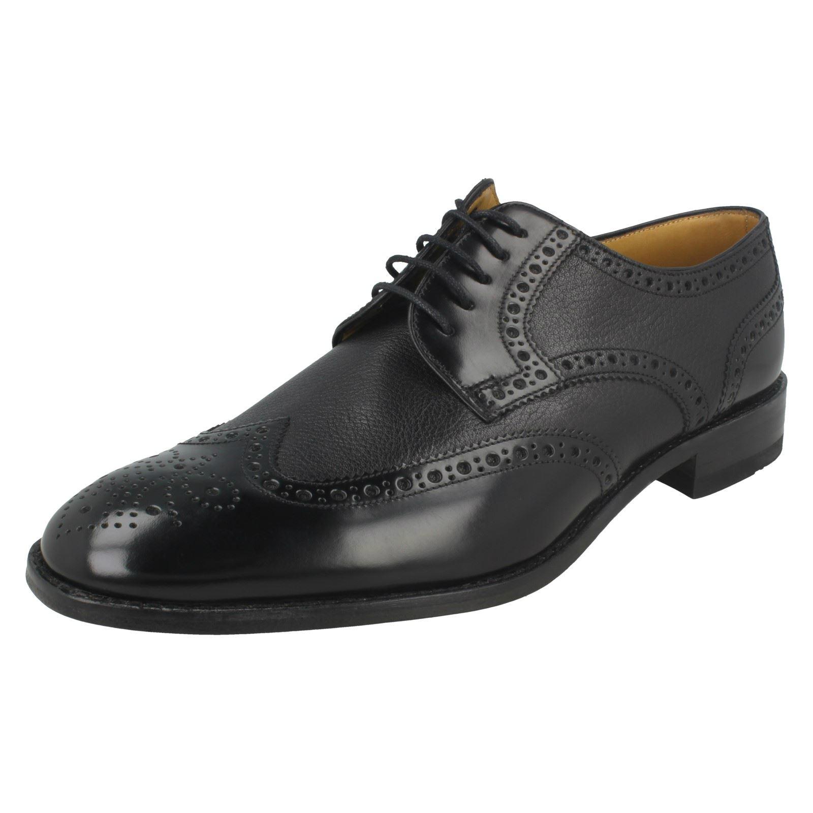 Herren Loake Brogue Schuhes Arlington 27be49