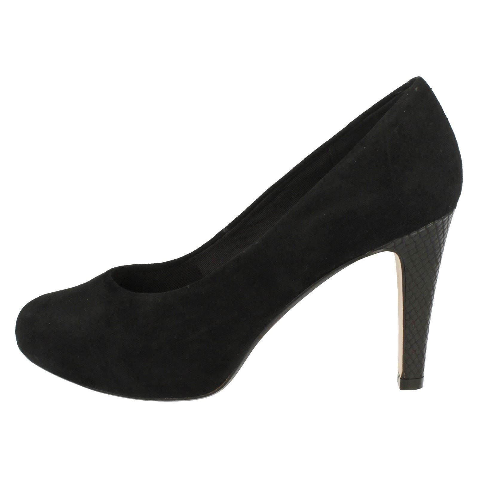 'carrick Zapatos Clarks Salón Mujer Maraña' De xqqUw