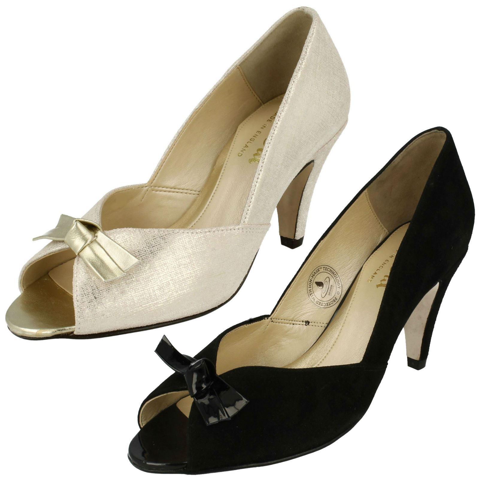 Ladies Van Dal Formal Extra Wide Fit