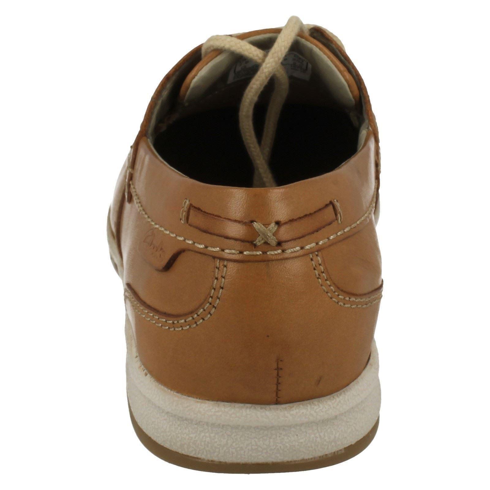 Lo stile mocassino da Uomo Clarks Lacci Scarpe    fallston Stile  761517