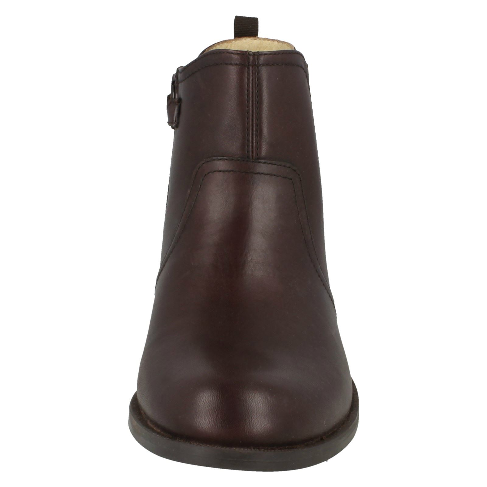 Equestrian Girls Start Rite Ankle Boots