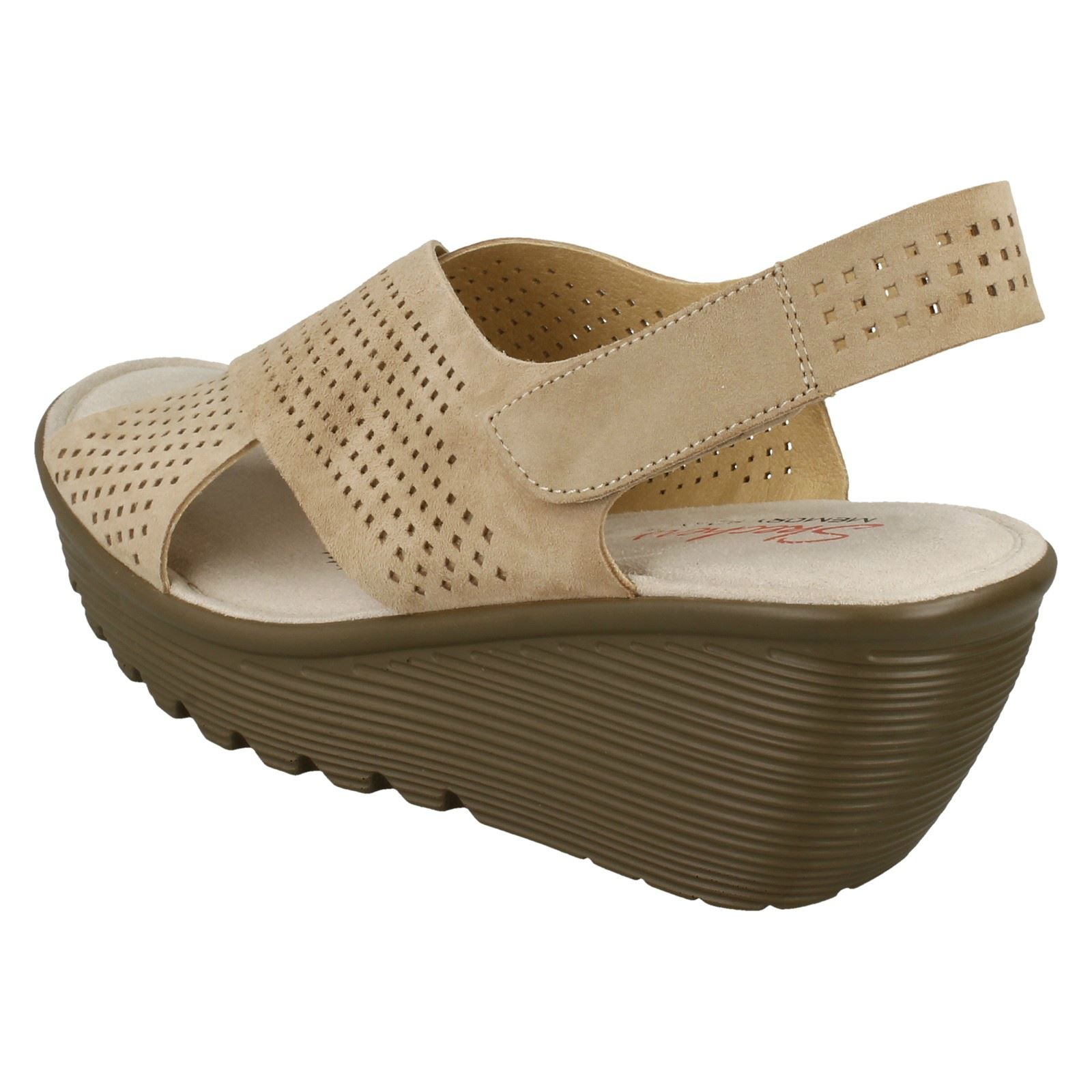 Femmes-Skechers-Plateforme-Bout-Ouvert-Sandales-parallele-034-infrastructures-034