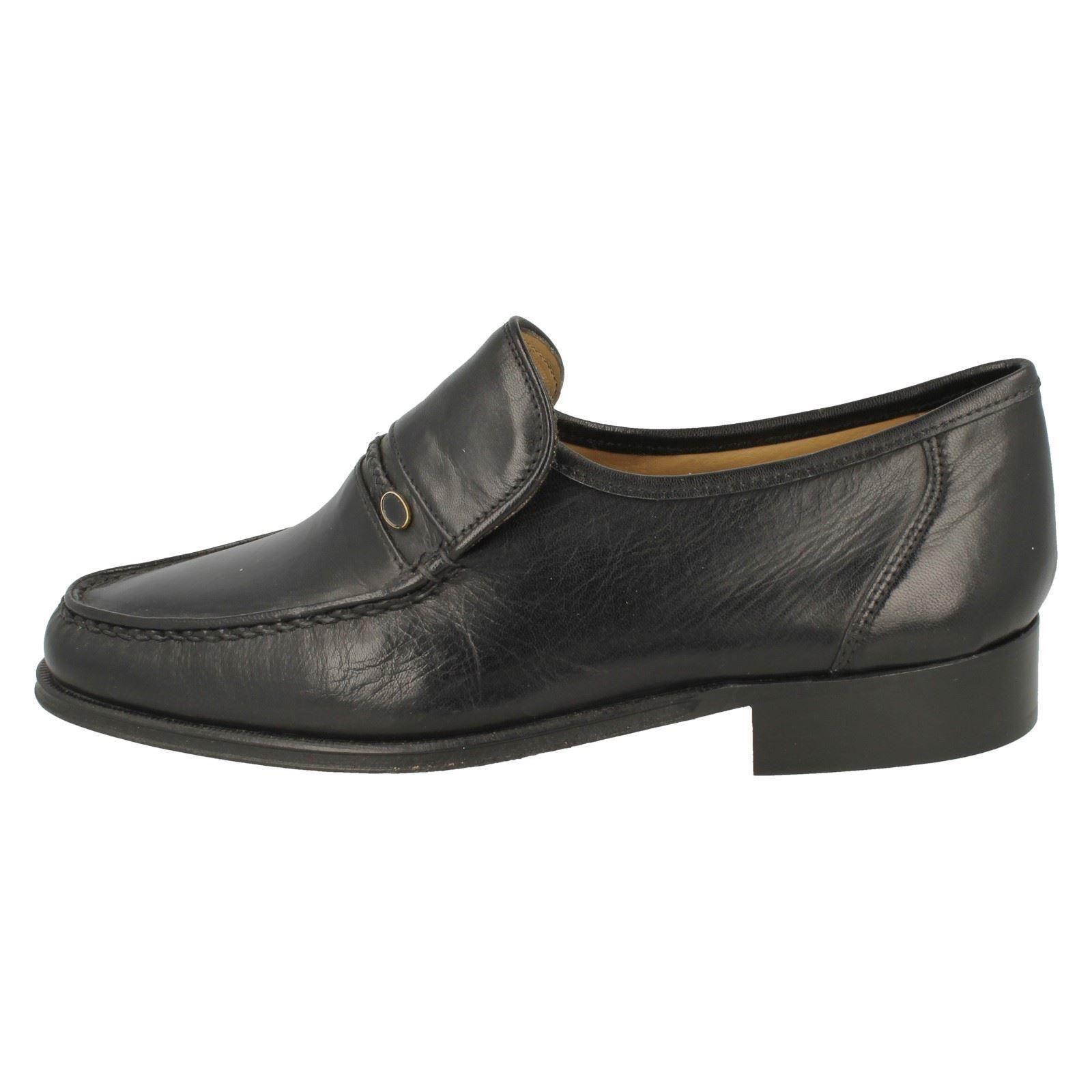 Uomo Thomas Schuhes Blunt Leder Moccasin Slip On Schuhes Thomas - Amos 78a0bb