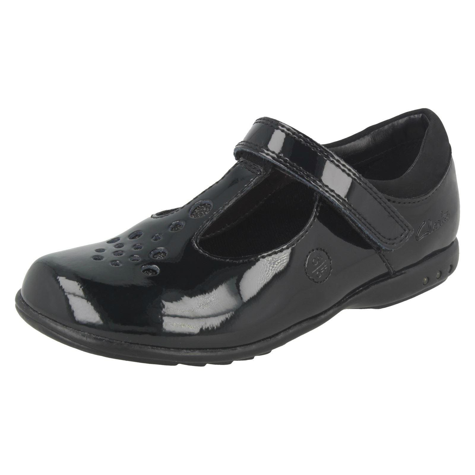 T-Bar School Shoes \u0026#039;Trixi Pip\u0026#039