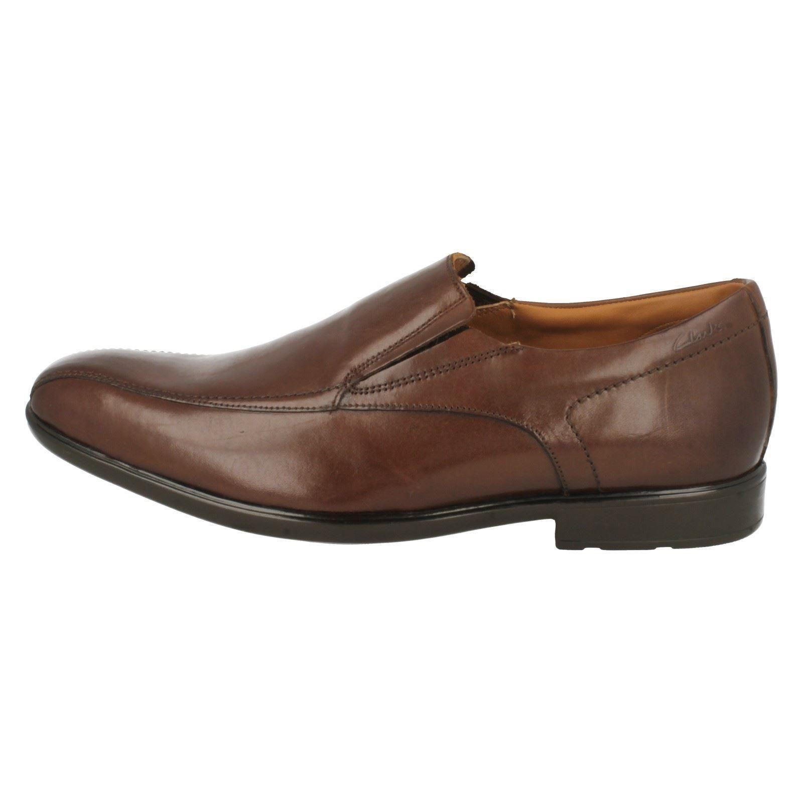 Uomo 'Gosworth Clarks Slip On Schuhes 'Gosworth Uomo Step' f4979c