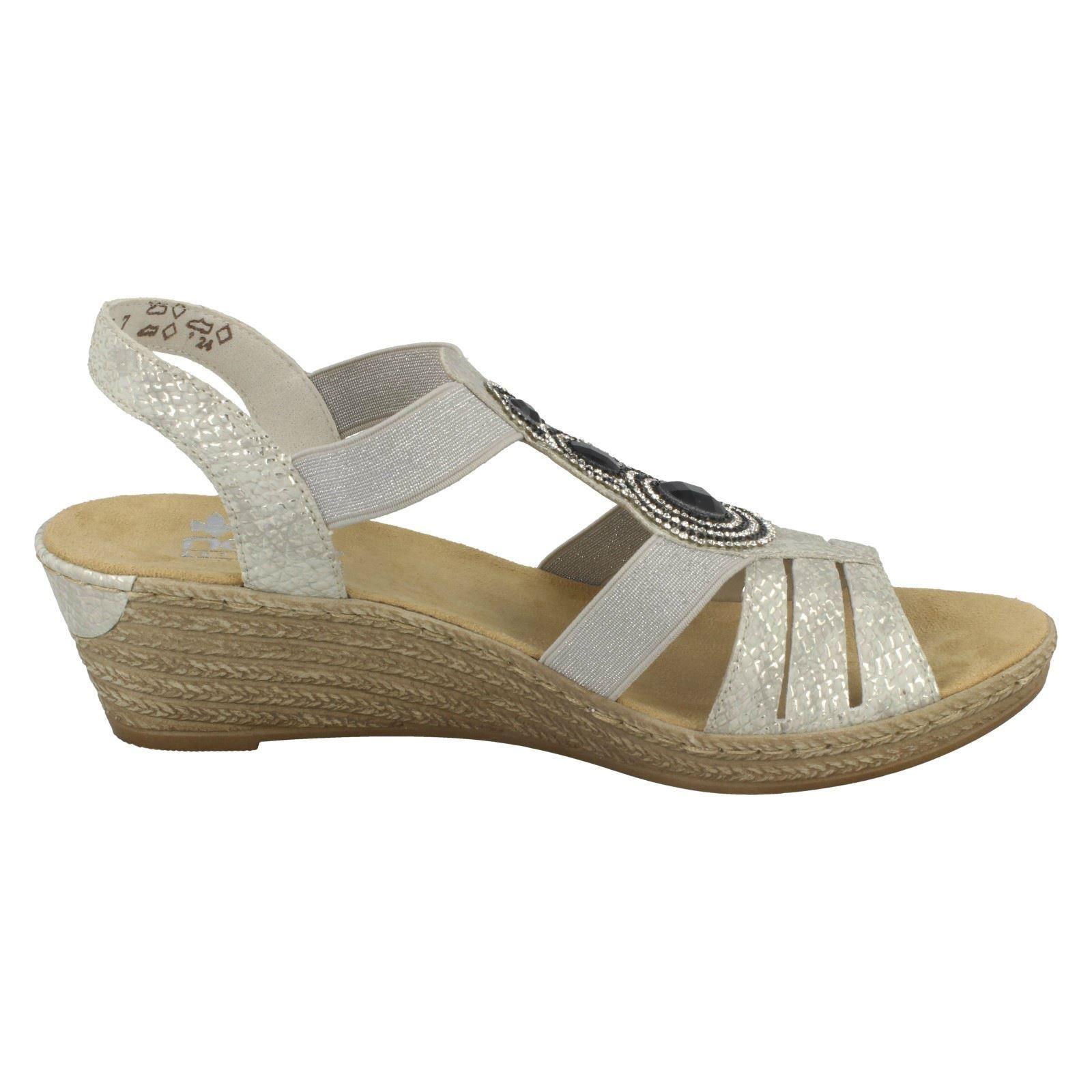 femmes hommes / wedge femmes rieker wedge / sandales, 62459 de conception innovatrice de styles di ffé r ents styles et à faible coût b5b011