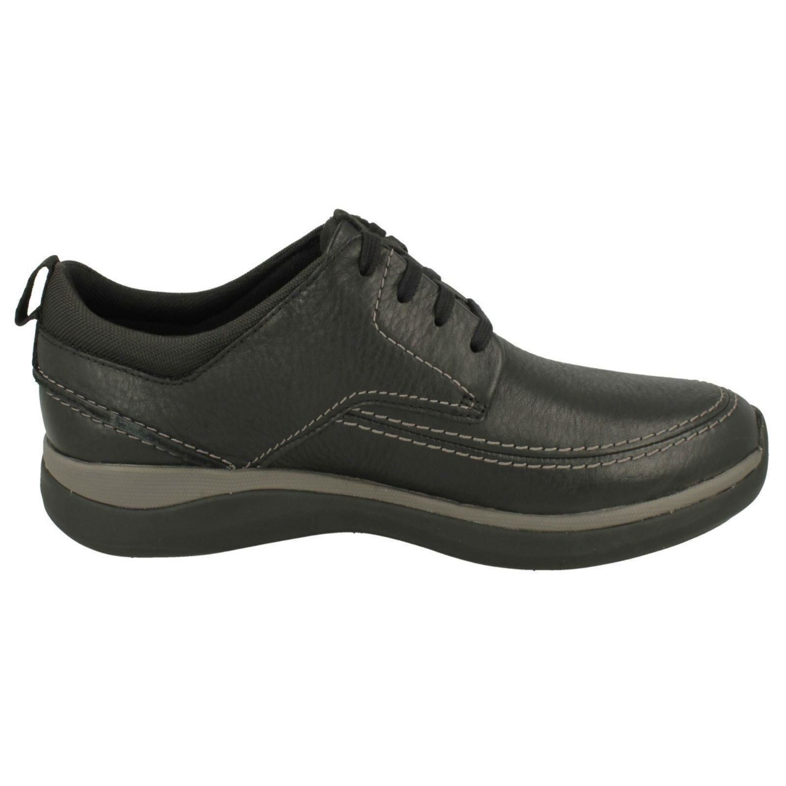 Mens-Unstructured-by-Clarks-Lace-Up-Shoes-039-Garratt-Street-039 thumbnail 3