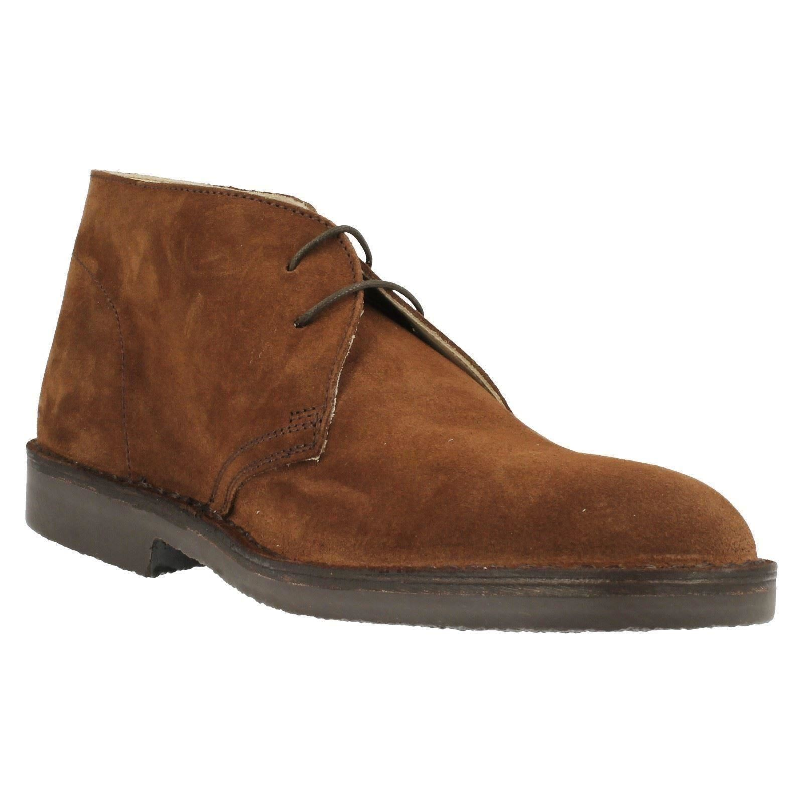 mens loake smart casual ankle boots ebay