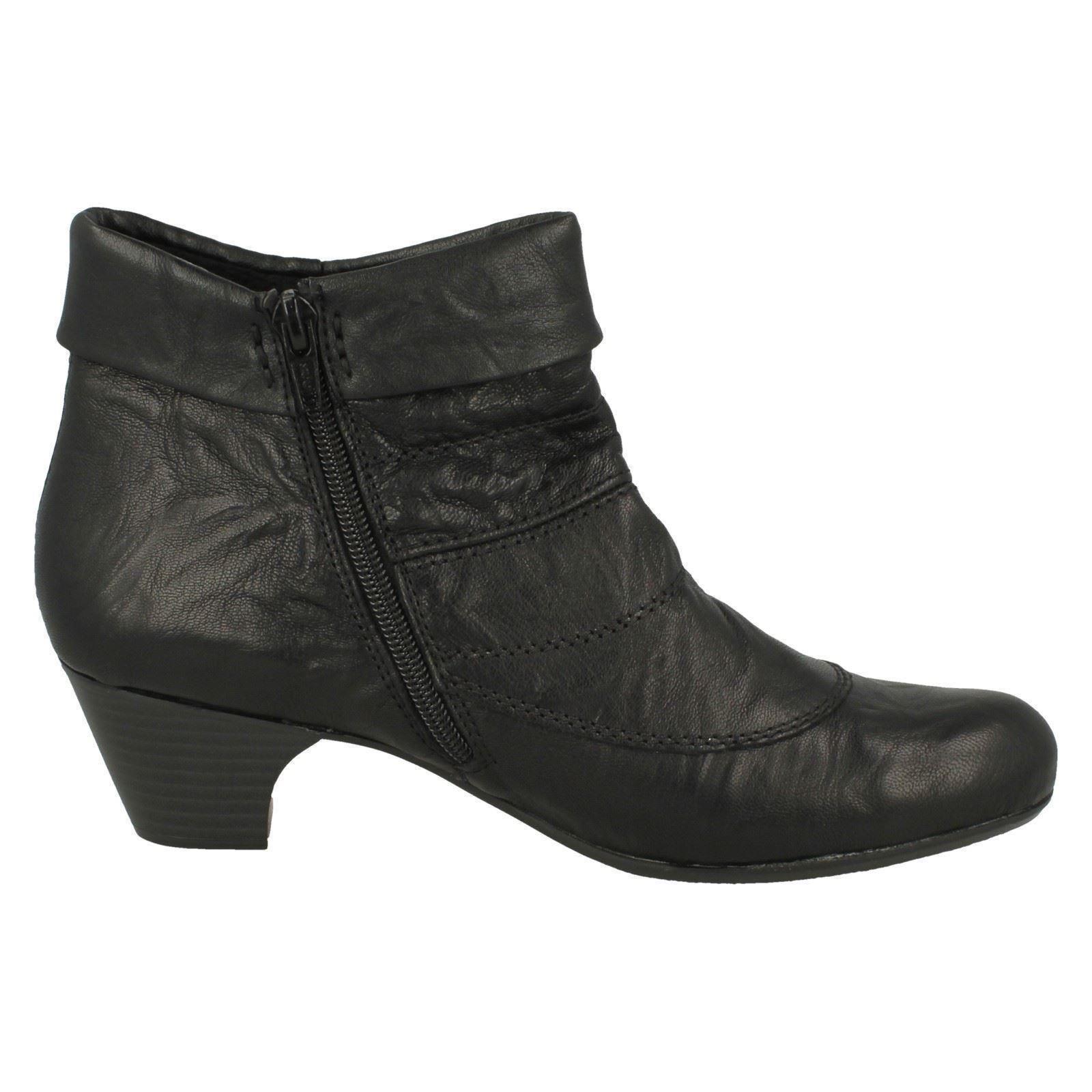 'Damas Rieker' botas botas Rieker' al tobillo - 70562 2d5b91