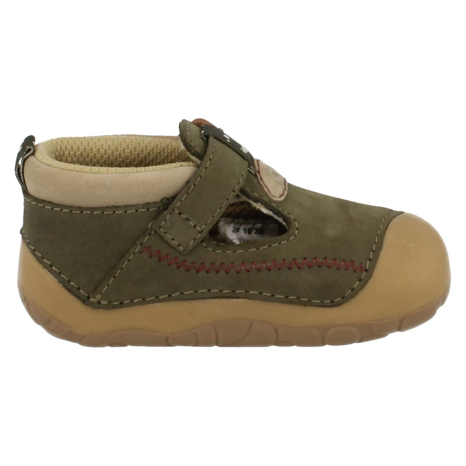 'Infant Boys Startrite' Rounded Toe Casual Pre-Walker Shoes - Tiny