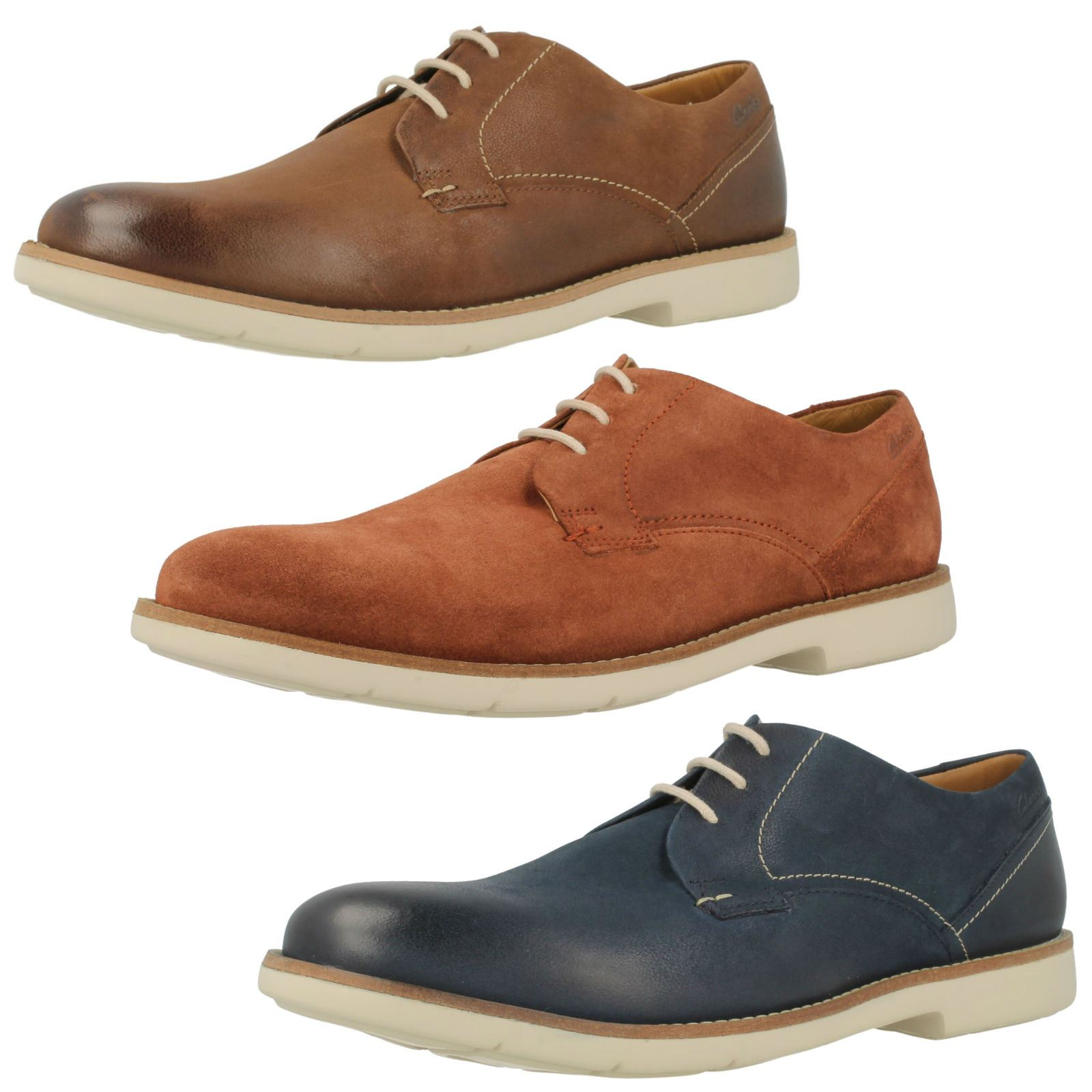 Clarks Mens Casual Shoe