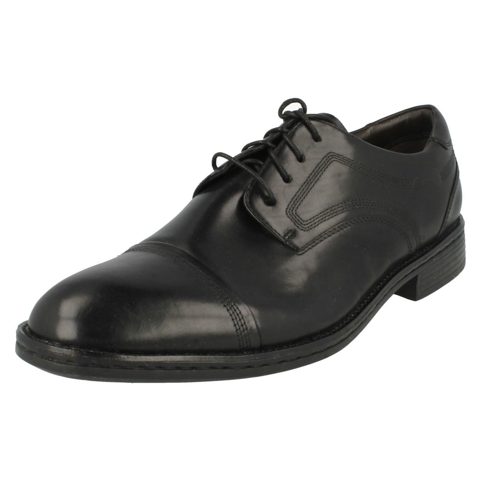 Mens Clarks Up Formal Active Air Lace Up Clarks Shoes 'Gable Epic' 19a953