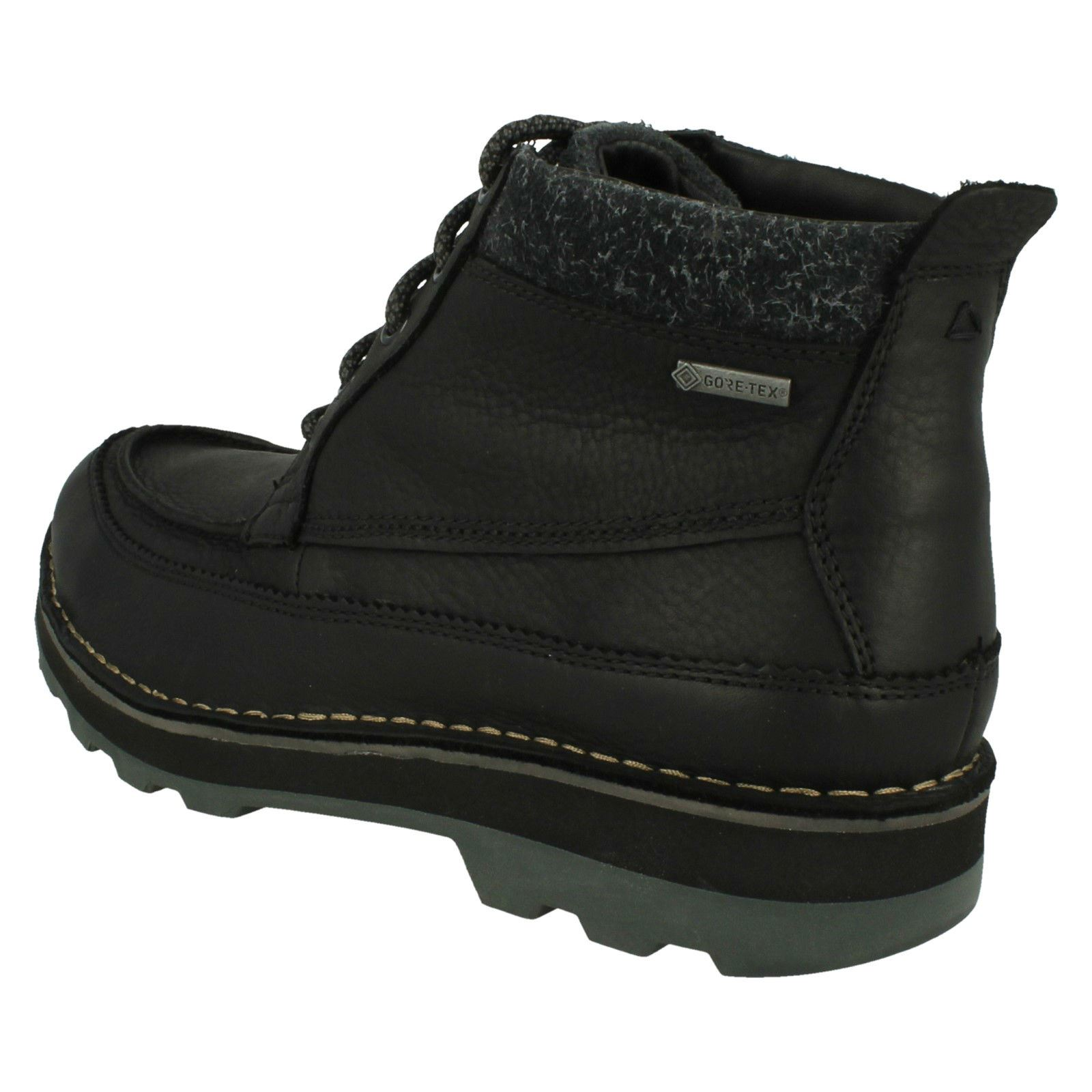 Mens Clarks Casual Gore-Tex Boots