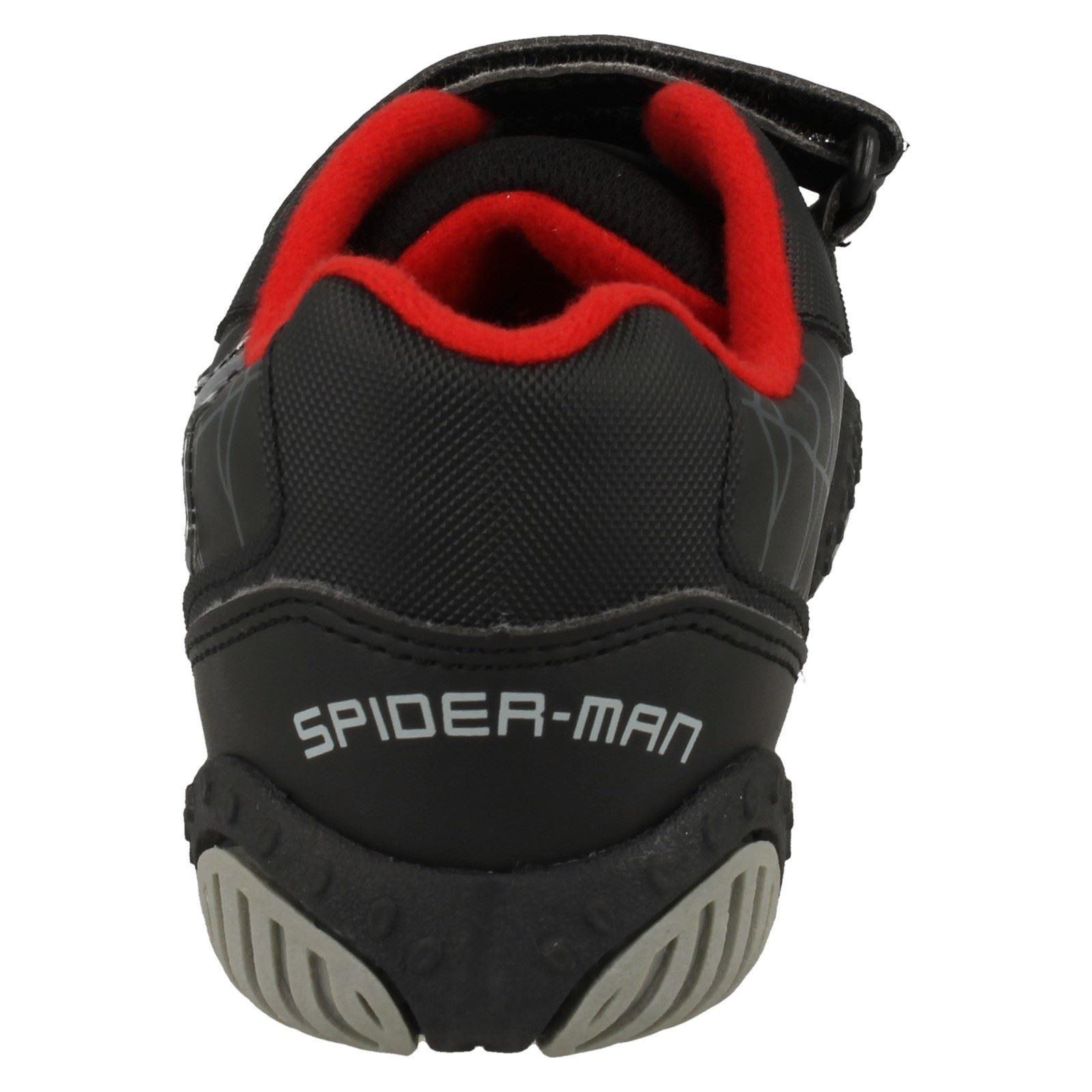 Chicos Junior Marvel Spiderman 'Hero' Zapatos