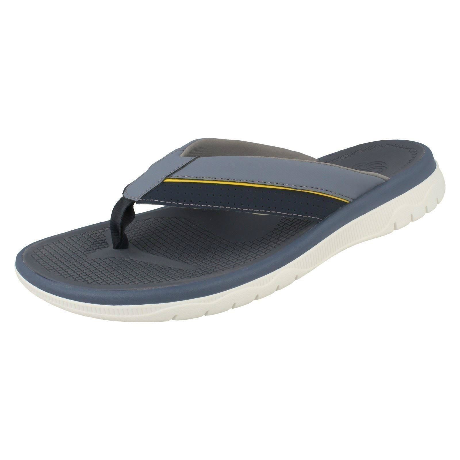 307bddba1d0 Details about Mens Cloudsteppers by Clarks Toe Post Sandals  Balta Sun