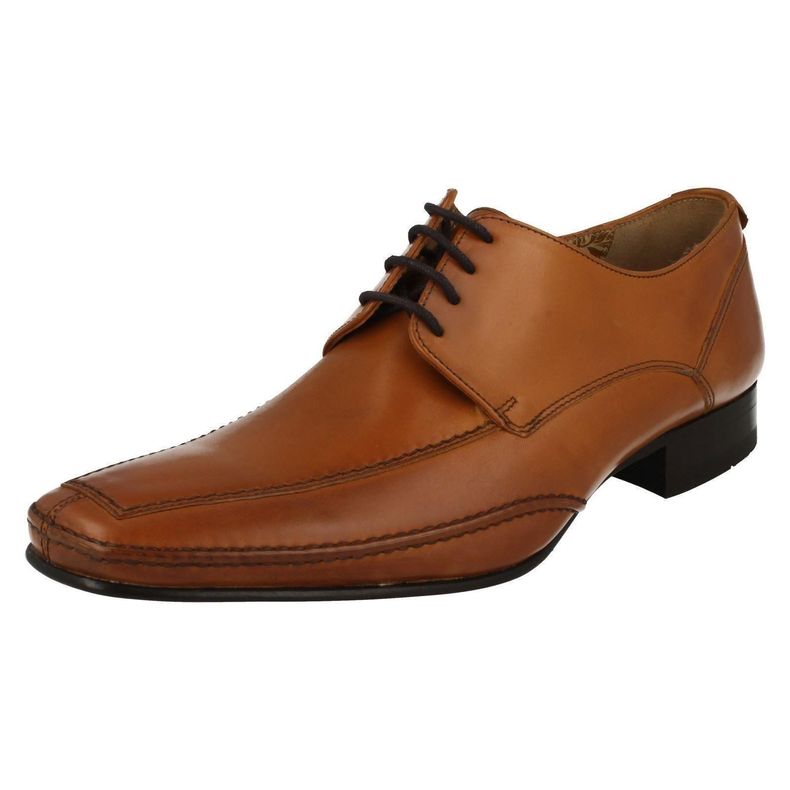Herren Herren  Loake Smart Leder Lace Up Schuhes Hurst a0fee6