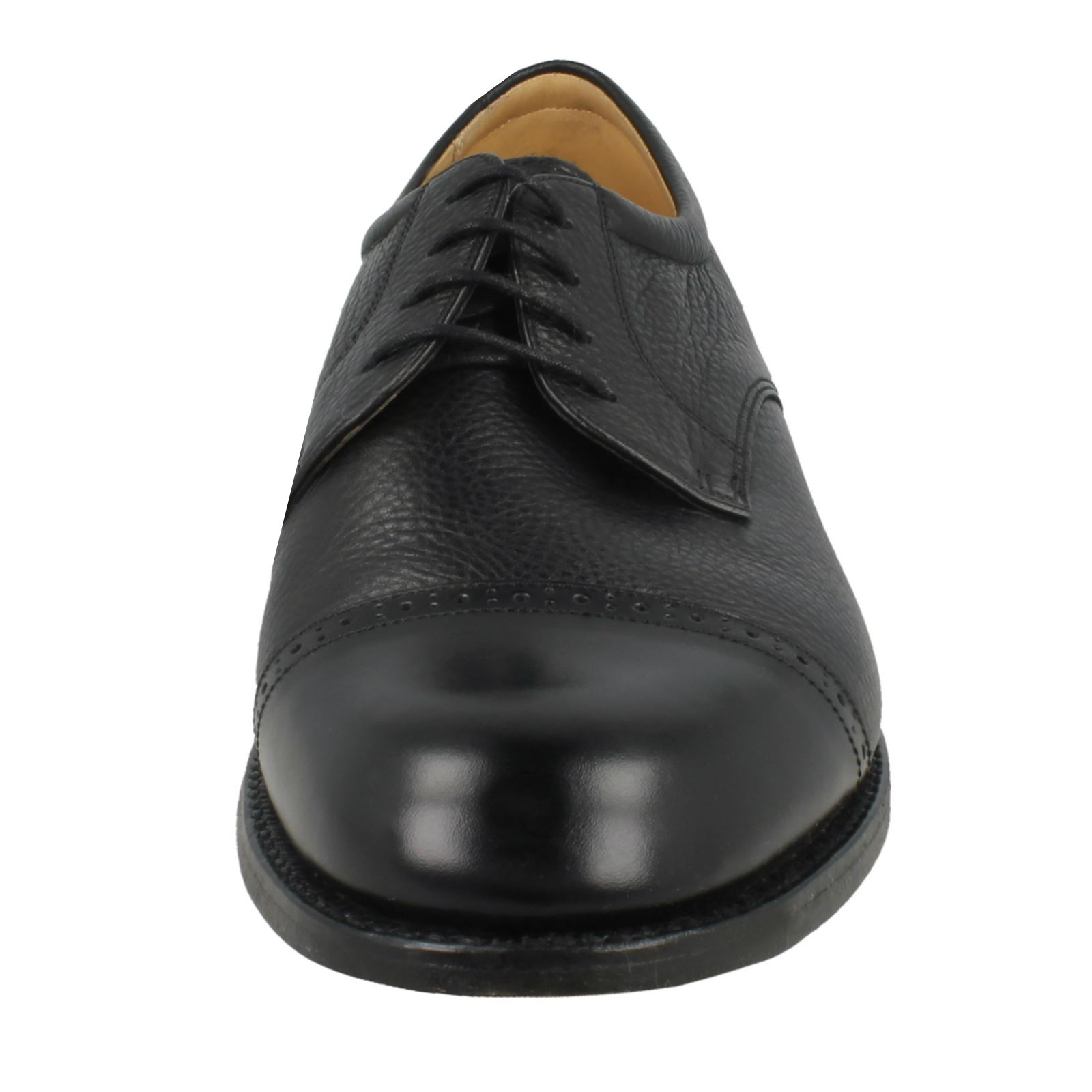 Barker - Mens Brogue Style Schuhes - Barker Staines 872bc2