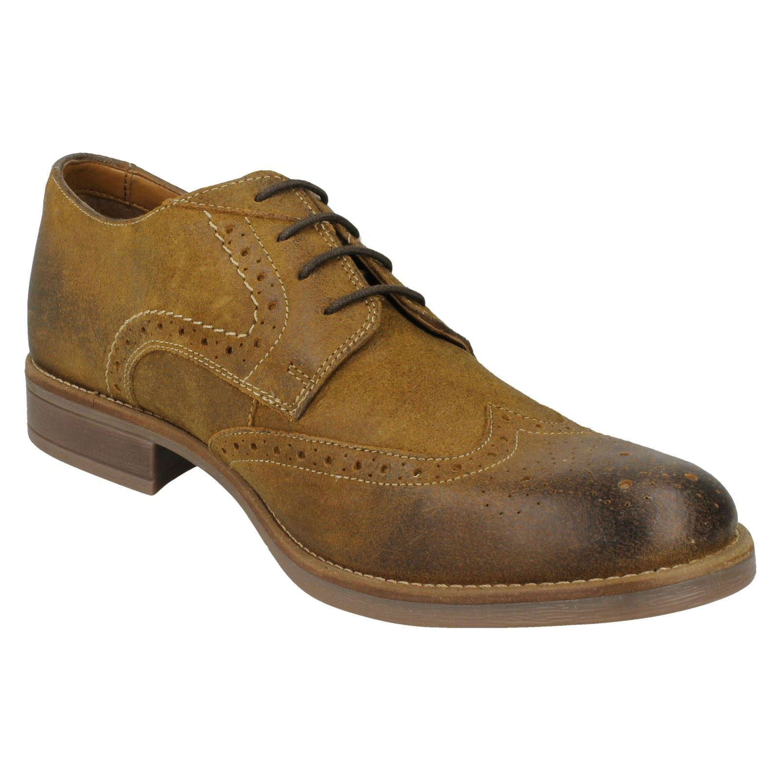 Herren Clarks Formal Limit Schuhes Fincy Limit Formal 3b7a18