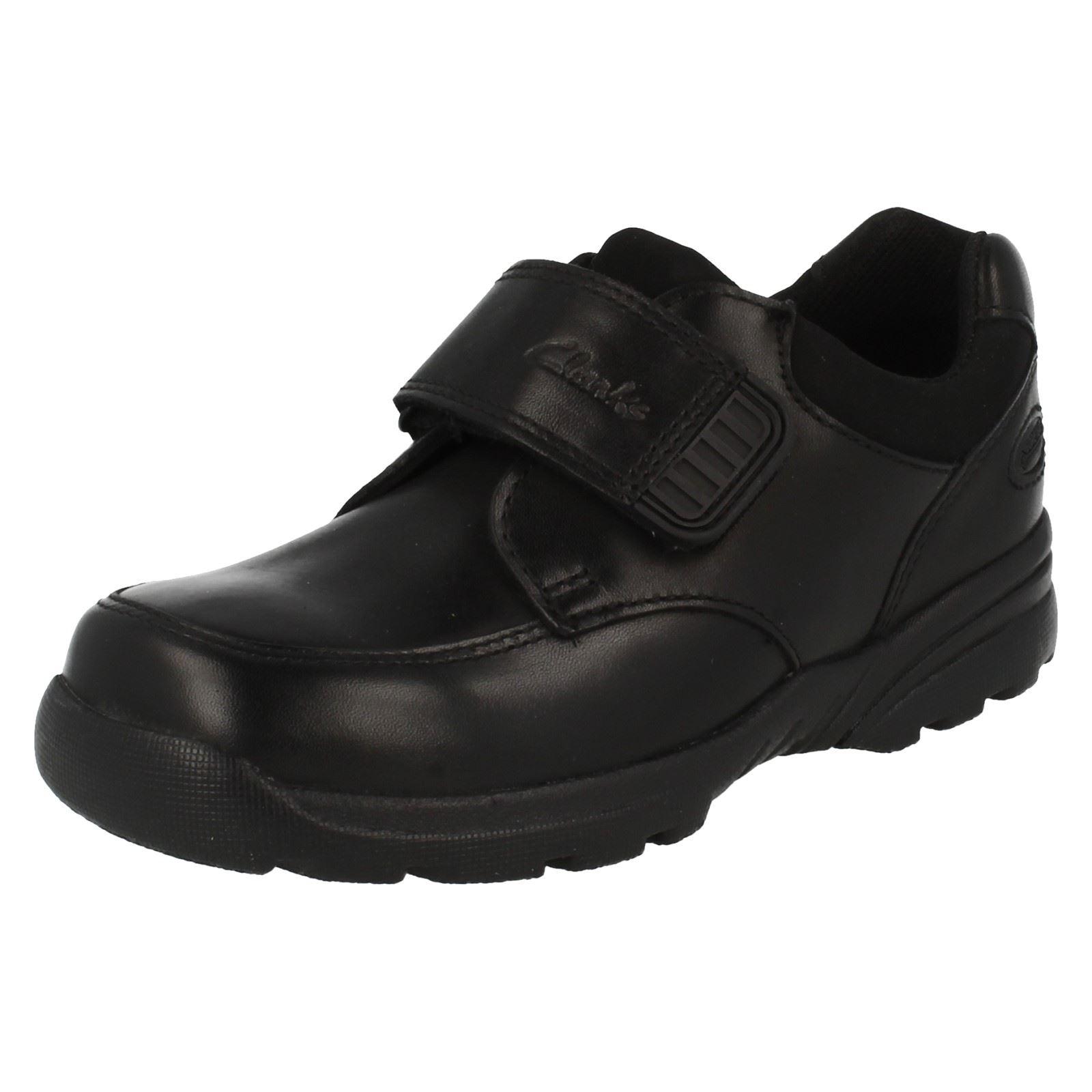 a3a17e818d5b2 Clarks Boys Gore-Tex School Shoes - Tam Go GTX