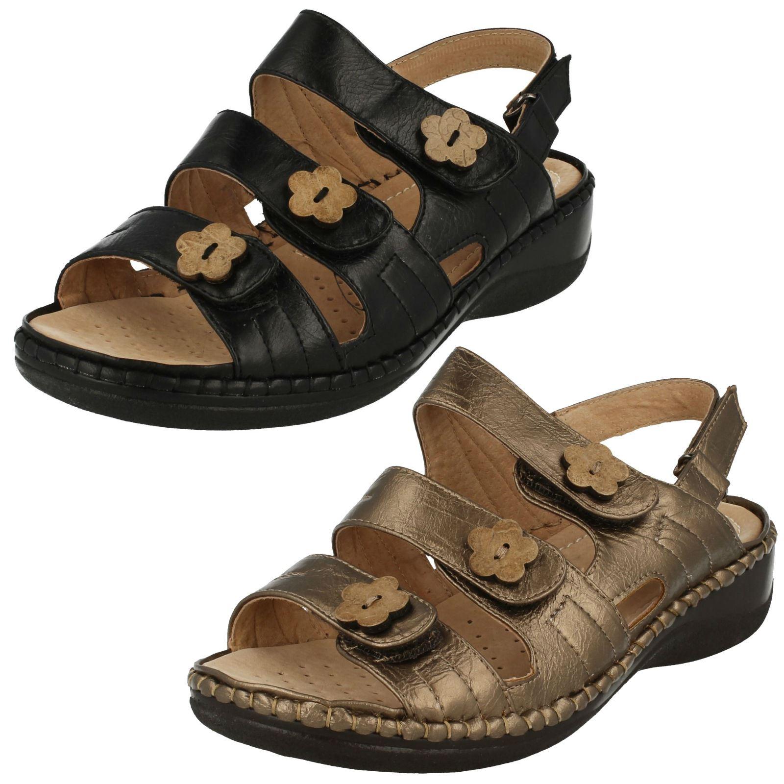 A buon mercatoDonna Sandpiper sandali casual SAVIC sulla vendita