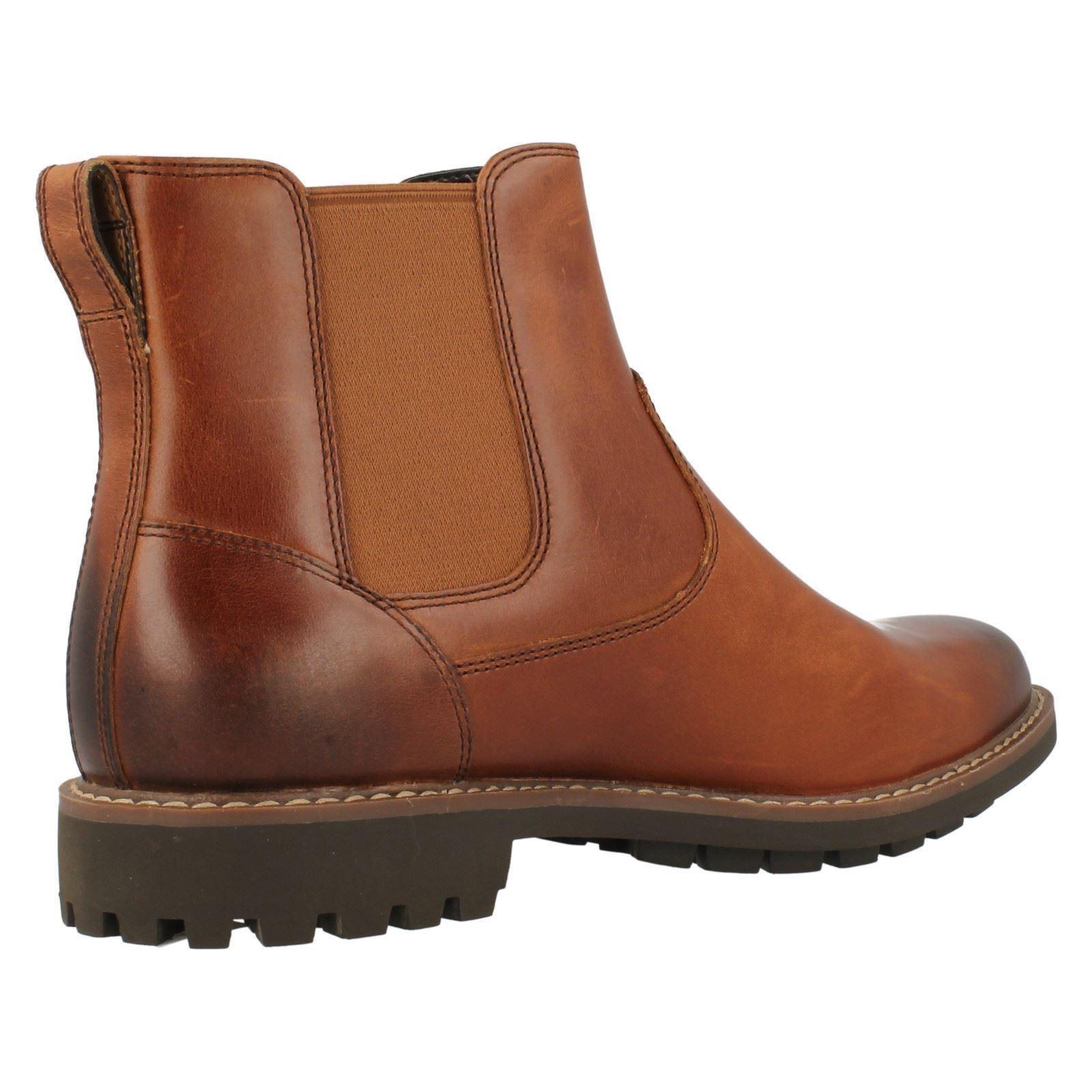 Clarks Chelsea Mens Shoes