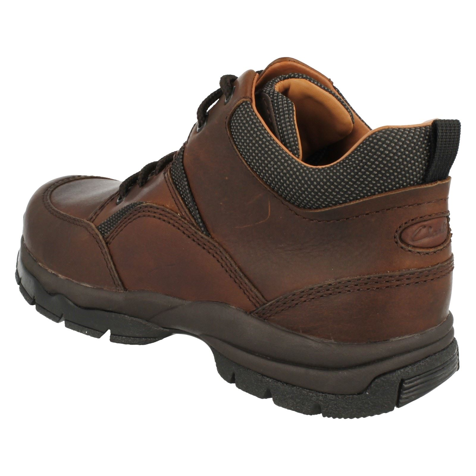 Mens Clarks Casual Lace Up Boots Fast Walker Hi