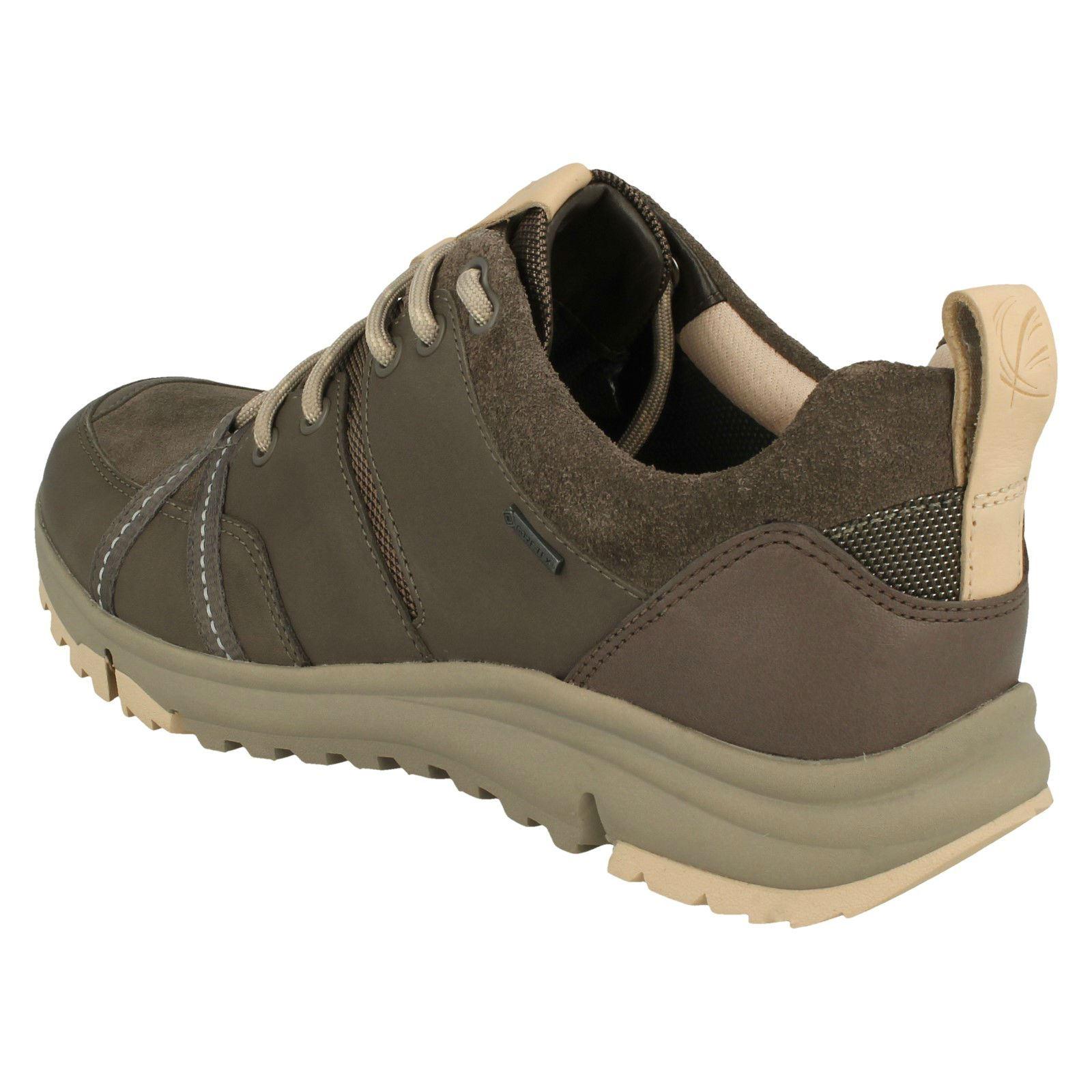 Womens Clarks Clarks Clarks Trainer Style shoes 'Tri Trek Gtx' 9ead31
