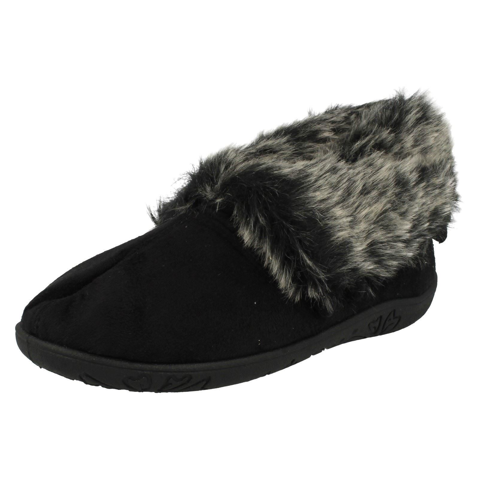Ladies Padders Slippers Eskimo