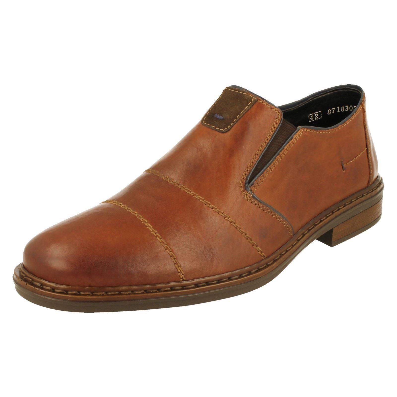 Rieker Mens Formal Shoes Shoes Formal - 17661 470cb5