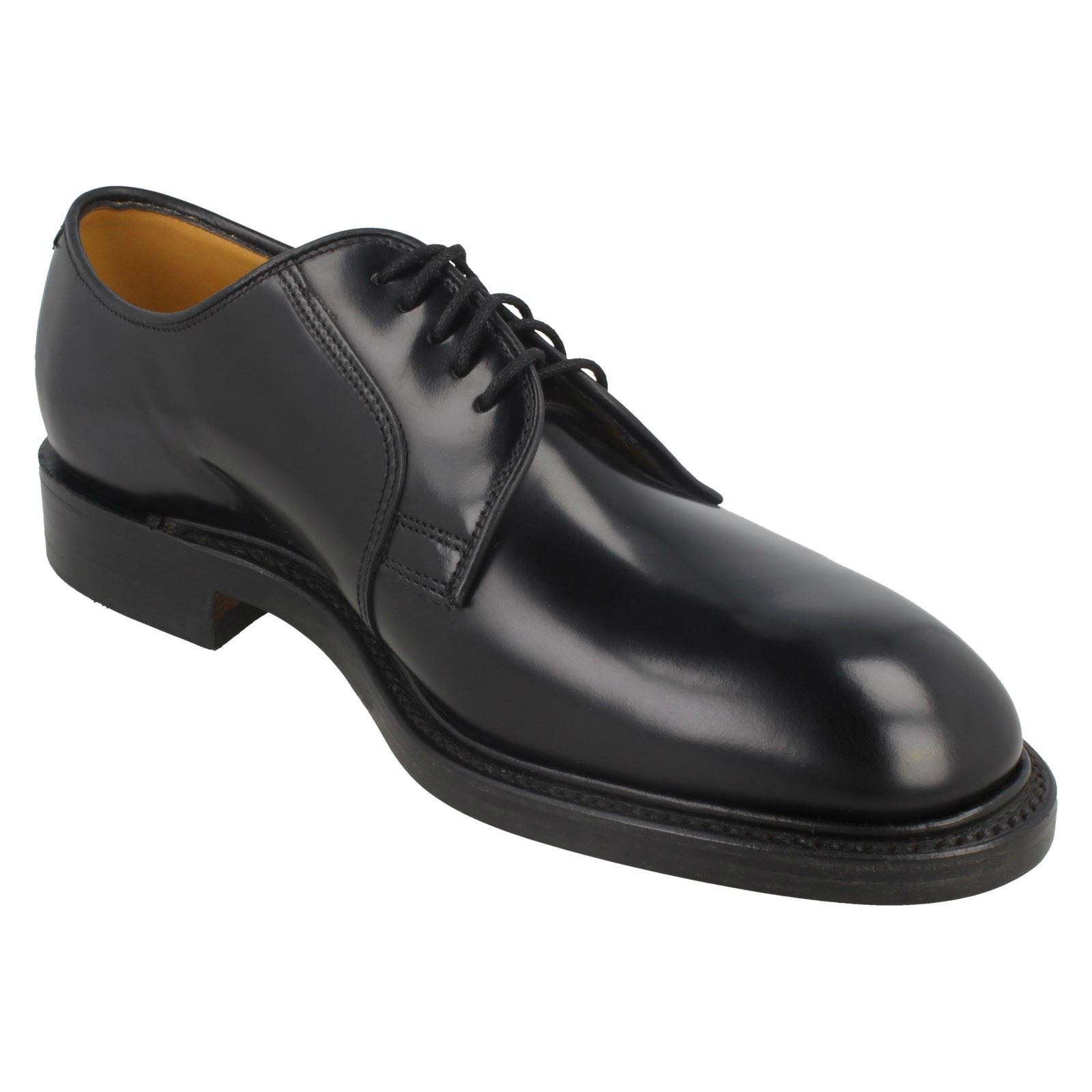 Mens Loake Polished Polished Polished Leather Formal schuhe '771B' 5bf0a0