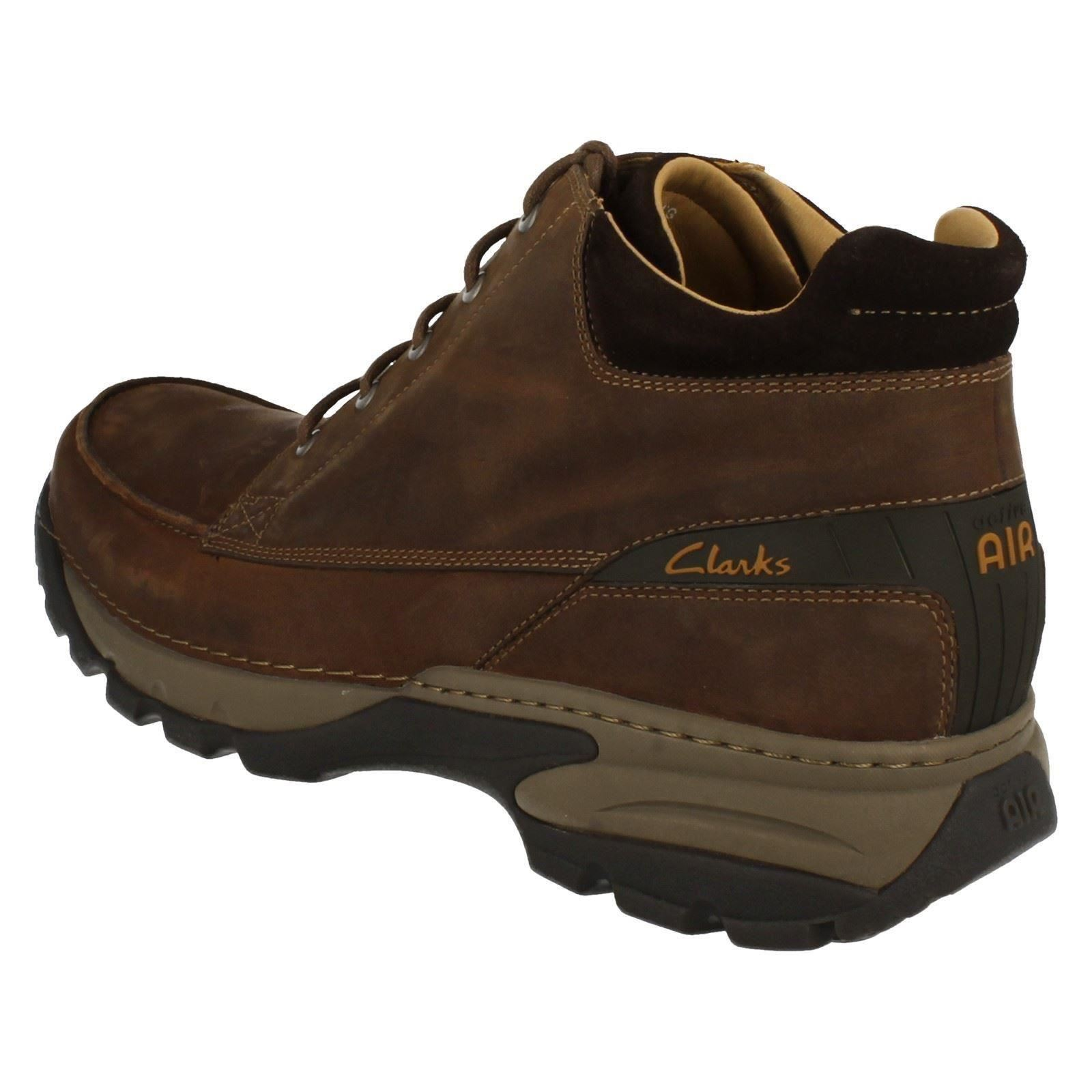 Clarks Mens Lace Boots Up Ankle Boots Lace Render Path d00f3e