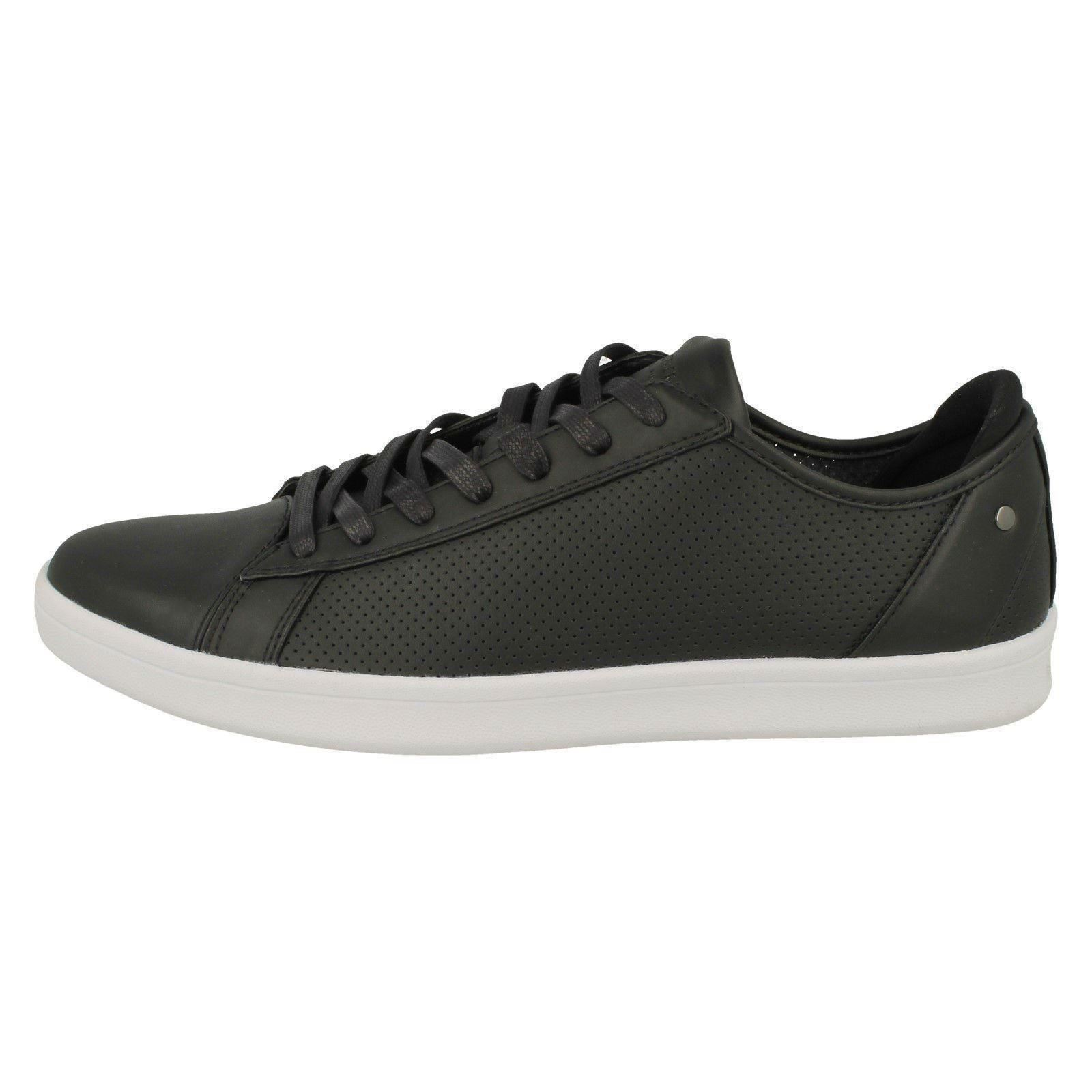 Mens Skechers Stylish Lace-Up Trainers Highland-T