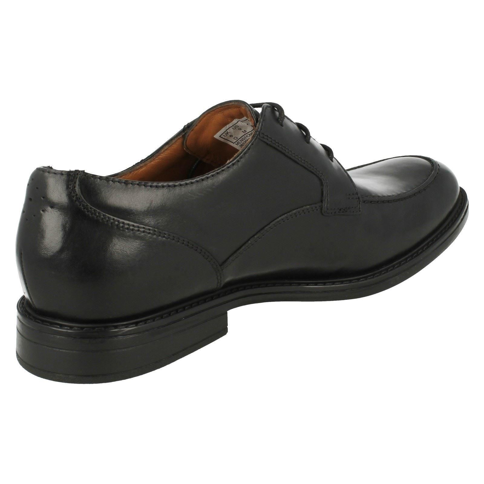 Mens Clarks Formal Lace Up Shoes Beckfield Apron