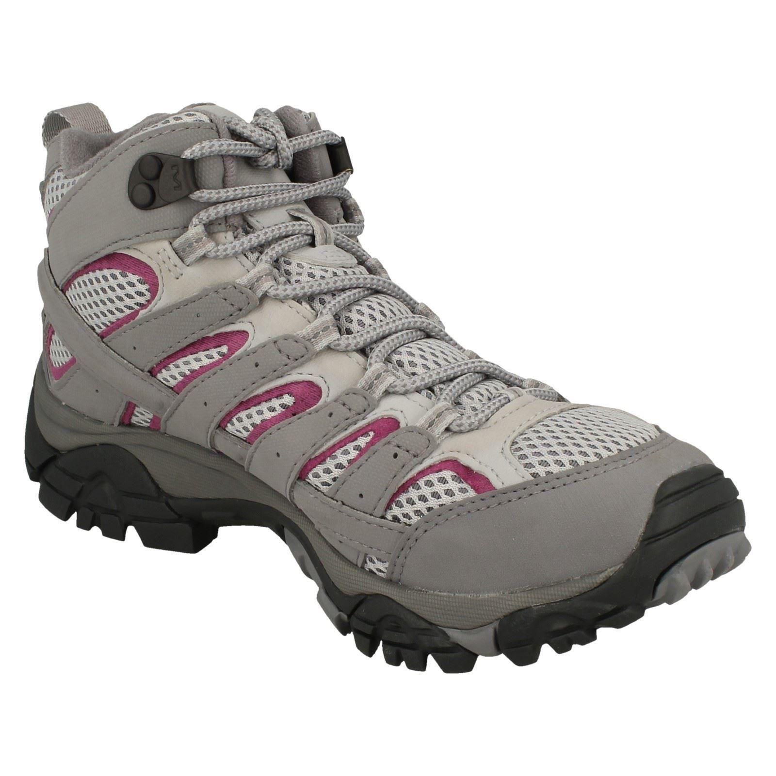 Ladies Merrell Walking Boots Moab 2 Mid Mid Mid GTX J65263 4a831c