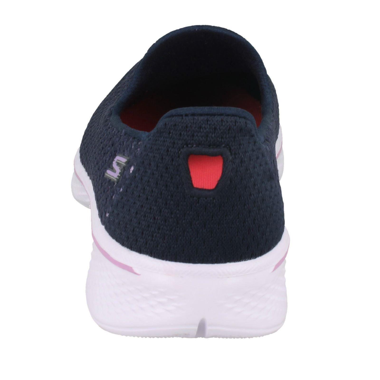 Textile 4 Girls Go Flats 81118 Skechers Kindle Slip Mesh blue On lavender Walk Detail Navy With f04qrf