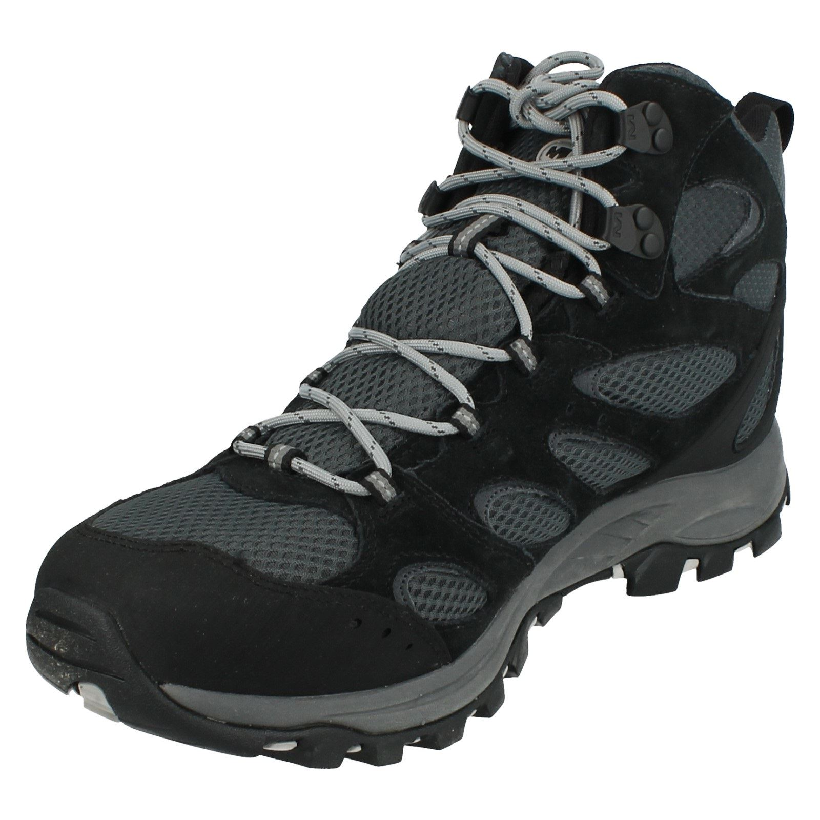 Mens Merrell Lace Up Walking Boots