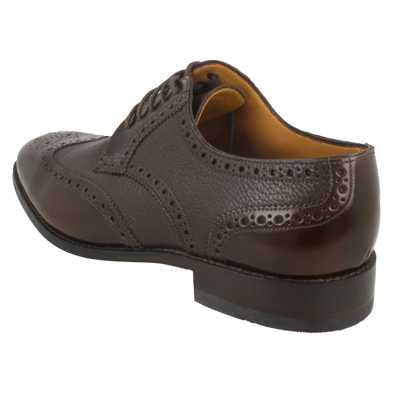 Herren Loake Brogue Schuhes Arlington 7c1b1e