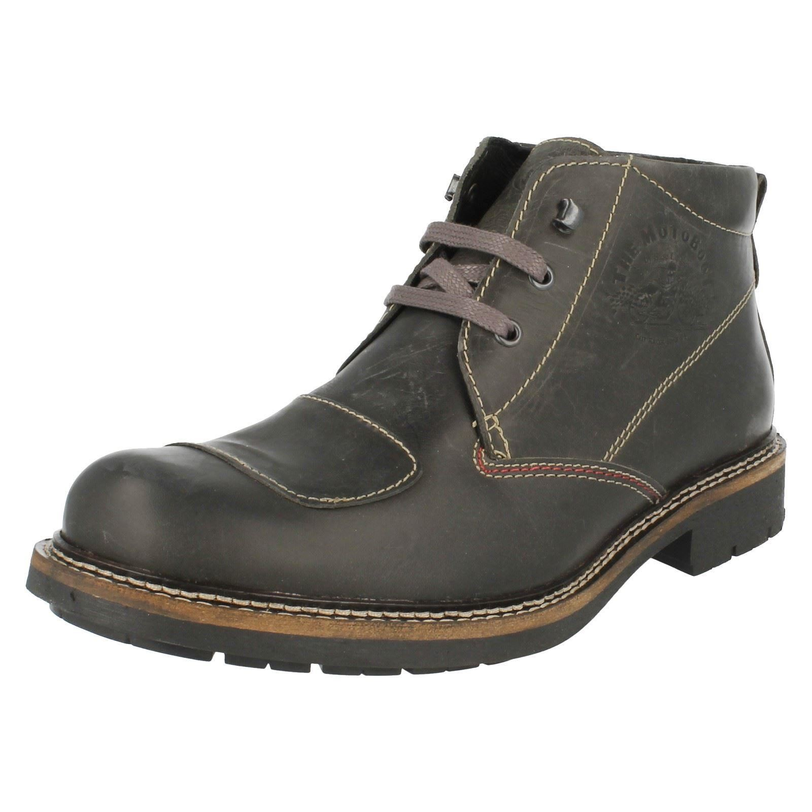 Mens Base London Ankle Casual Ankle London Boots S'troke' d41ca4