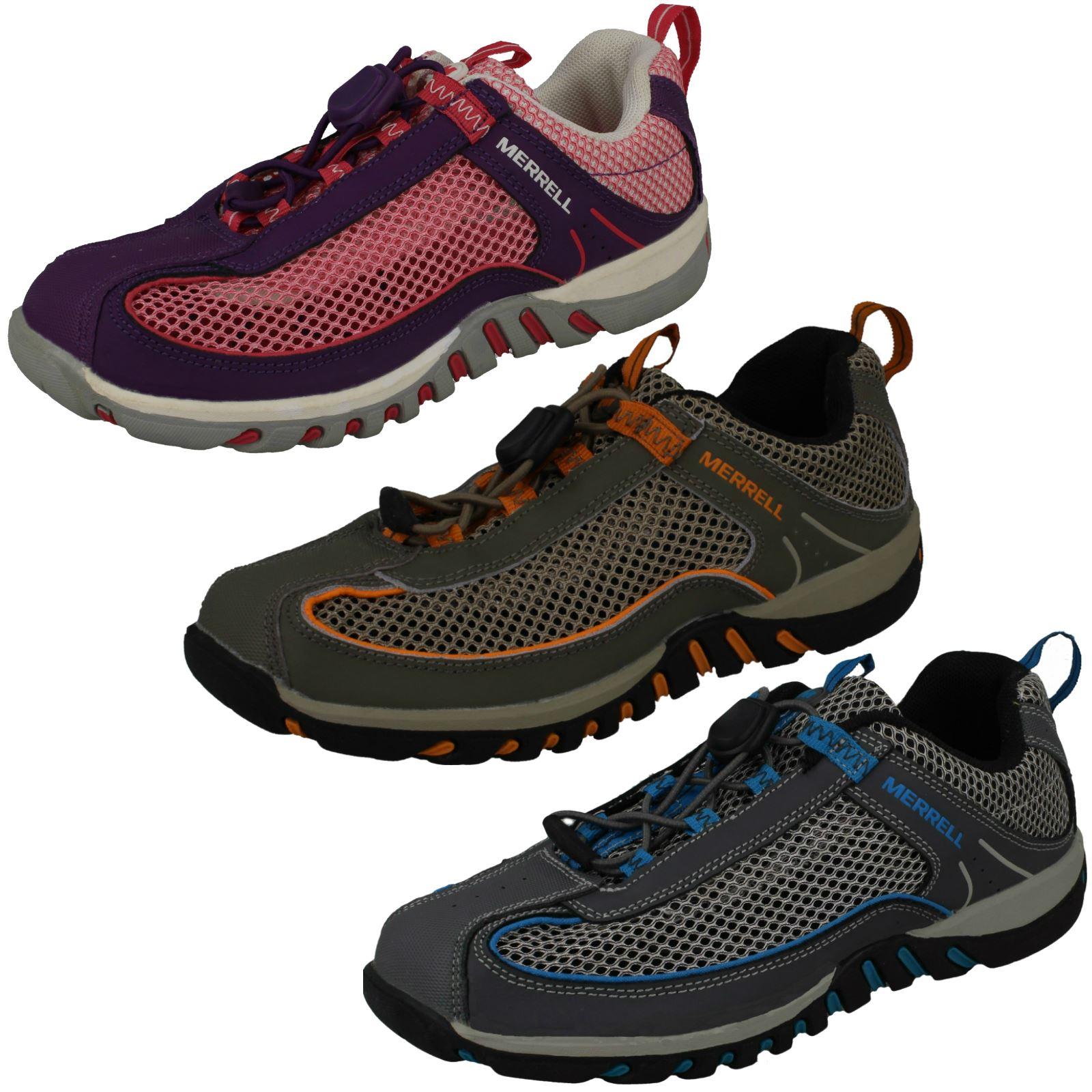 Children/'s Merrell Water Shoes Sizes 2-6 Waterpro Z-Rap
