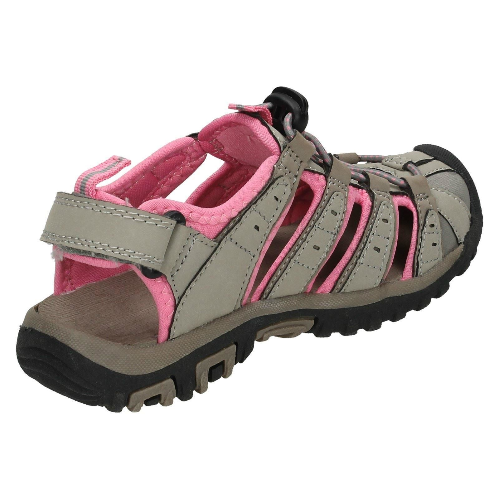 Junior Girls Hi-Tec Closed-Toe Sandals - 'Shore JRG'