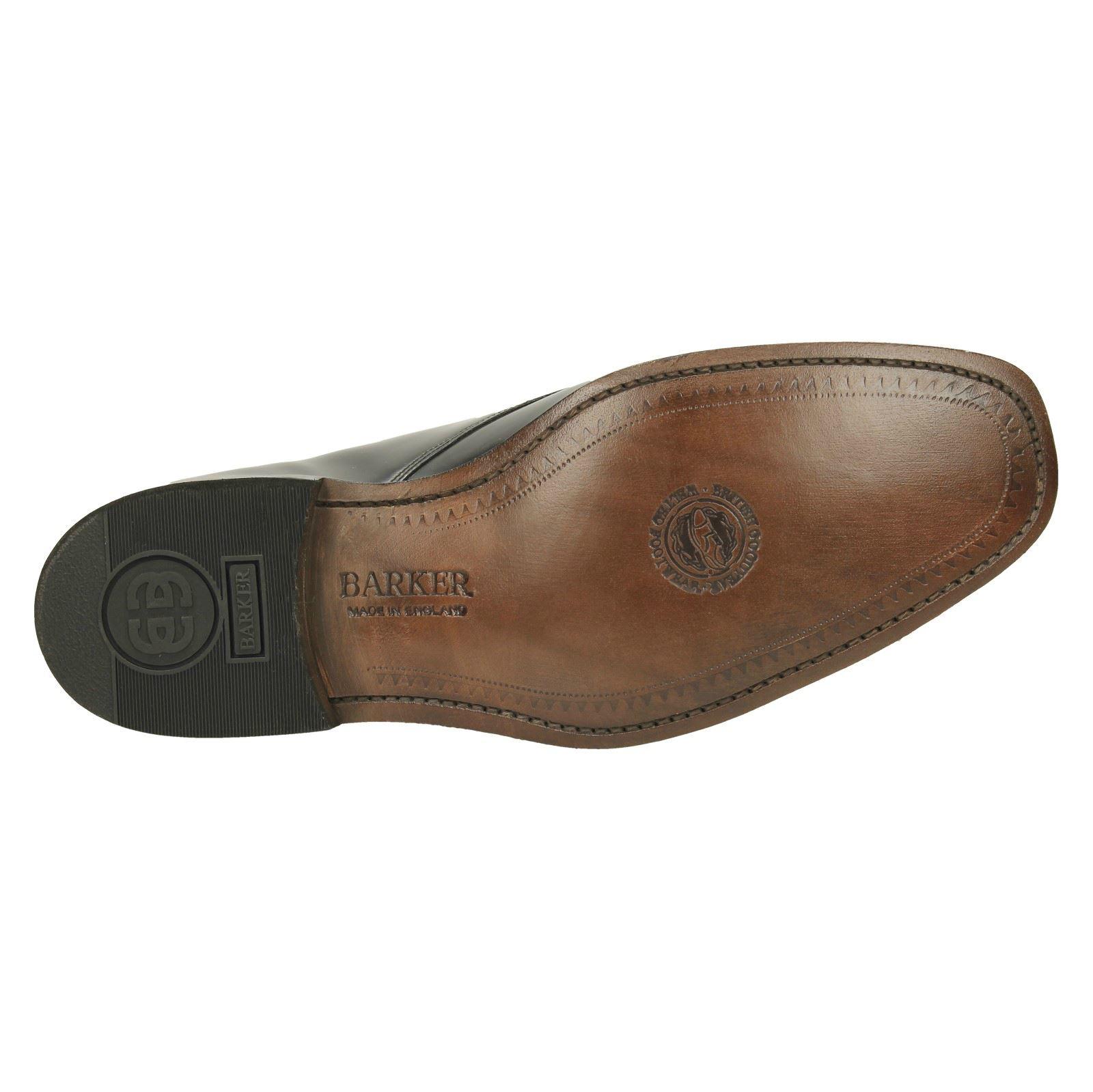 Mens Barker Lace Up Up Lace Shoes Dwight c16038