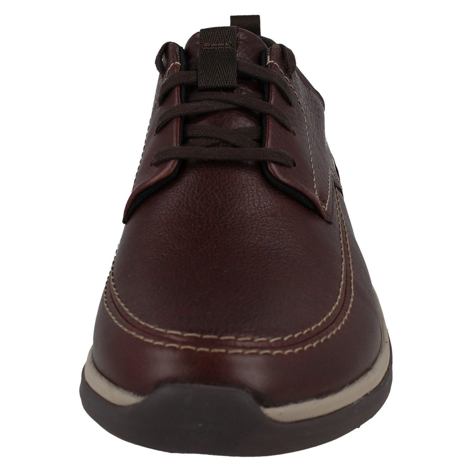 Mens-Unstructured-by-Clarks-Lace-Up-Shoes-039-Garratt-Street-039 thumbnail 18